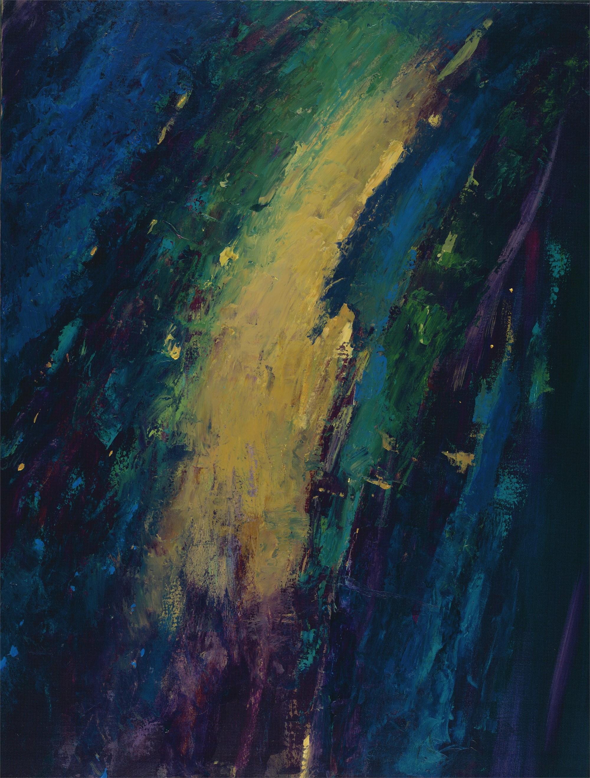 Golden Breath by Craig Freeman