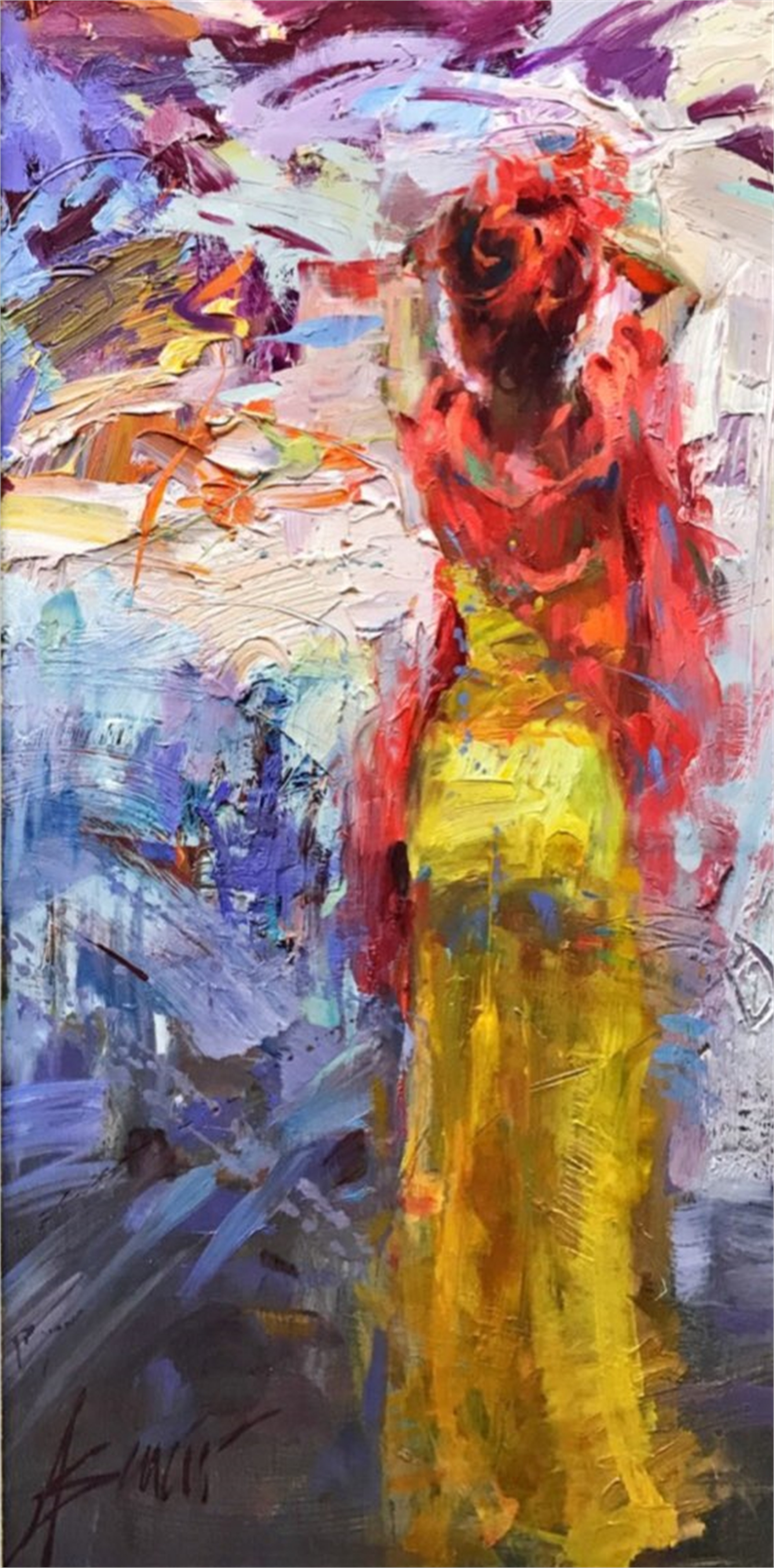Original by Henry Asensio