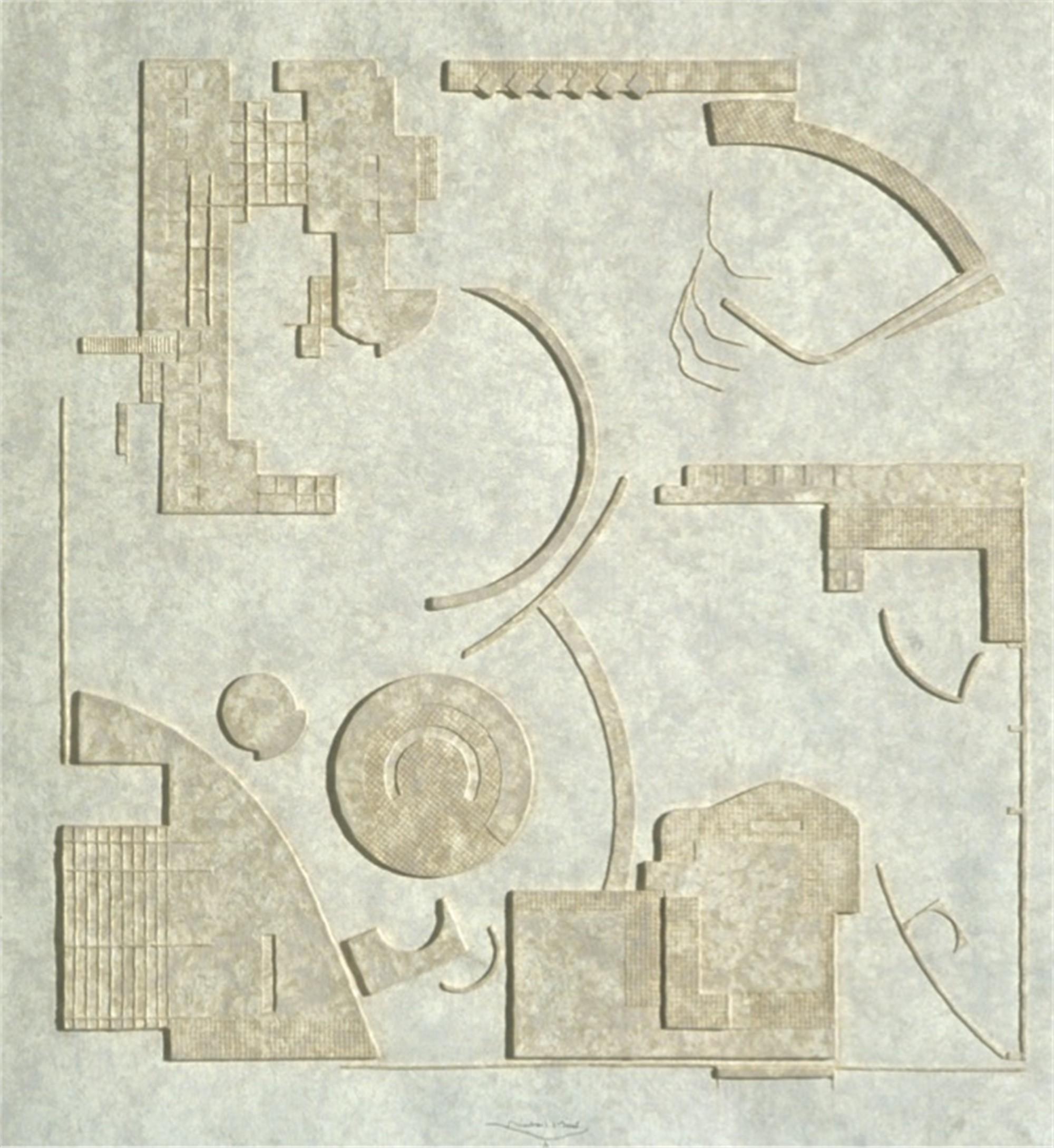 Getty-Series II by Richard Meier