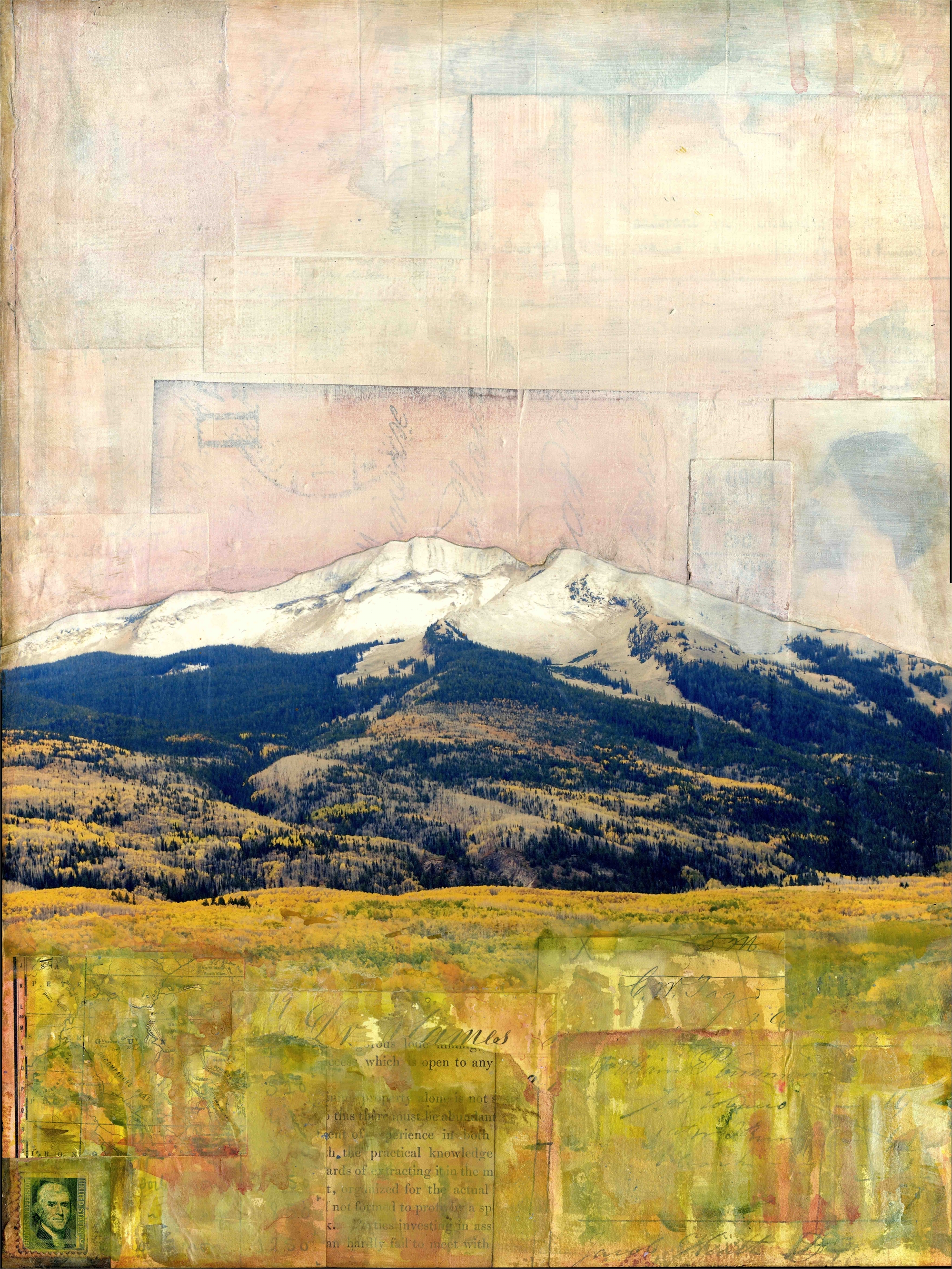 Kebler Pass by JC Spock