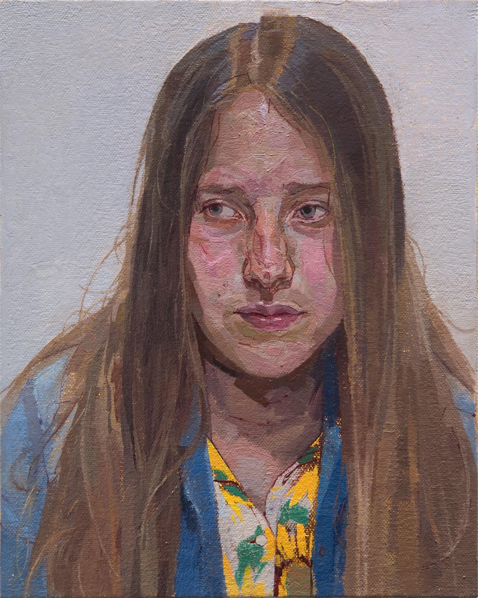Cristina S by Nicolas Uribe