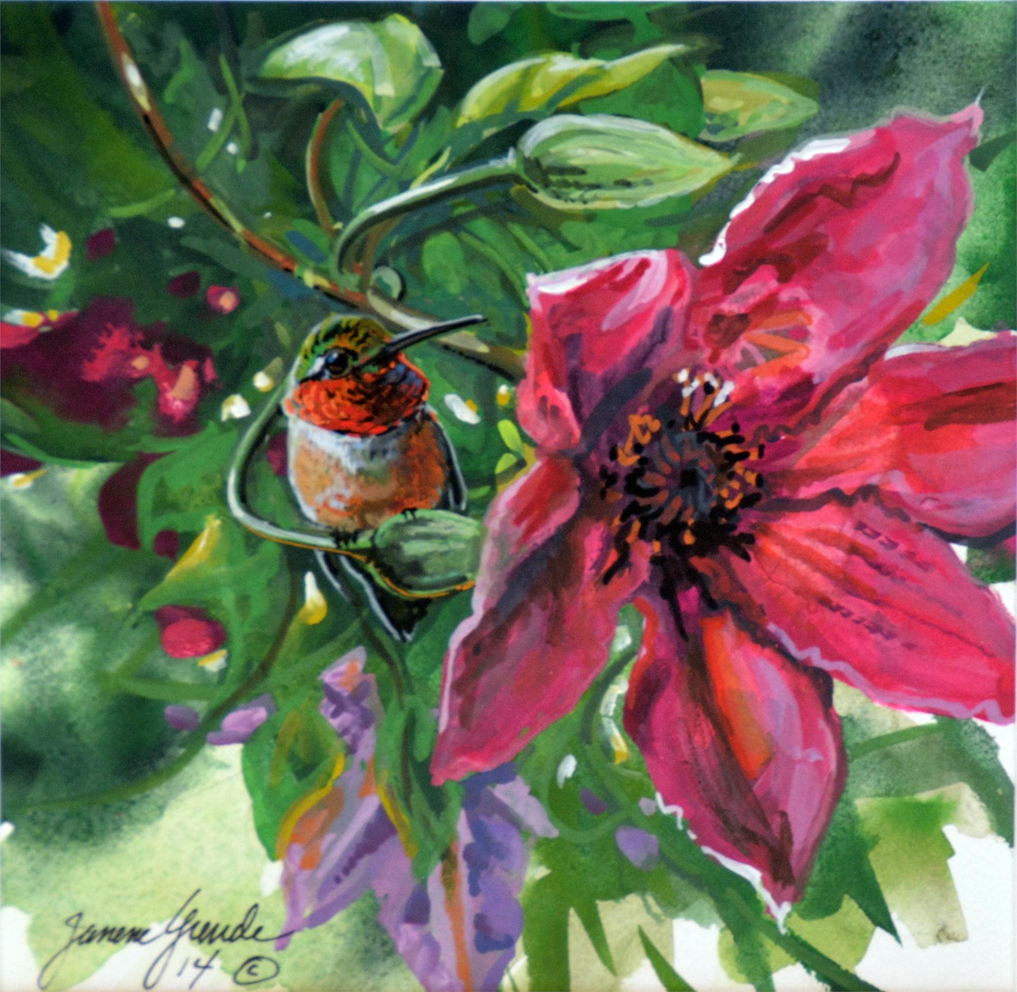 Garden Gem by Janene Grende