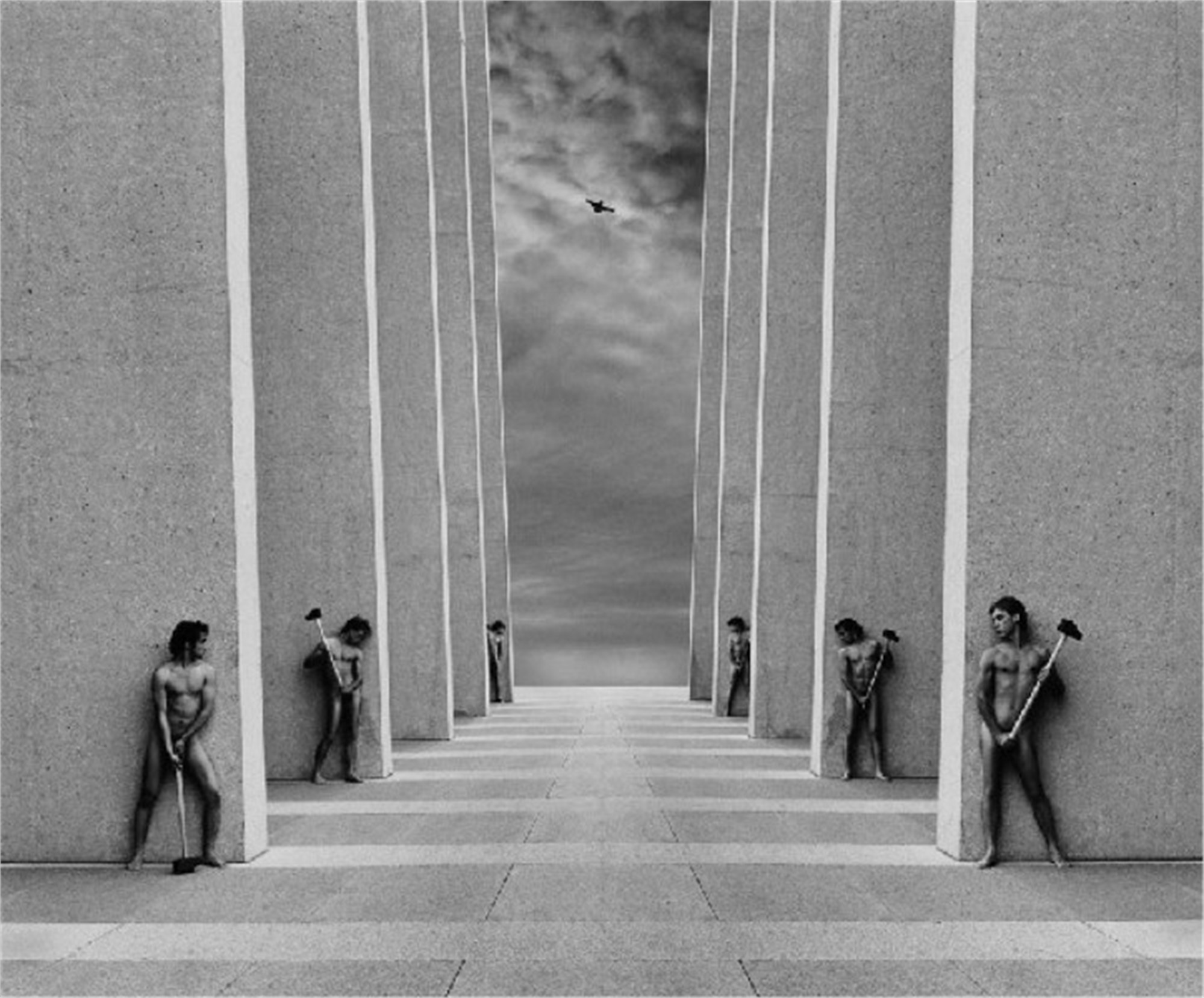 The Fifth Column by Misha Gordin