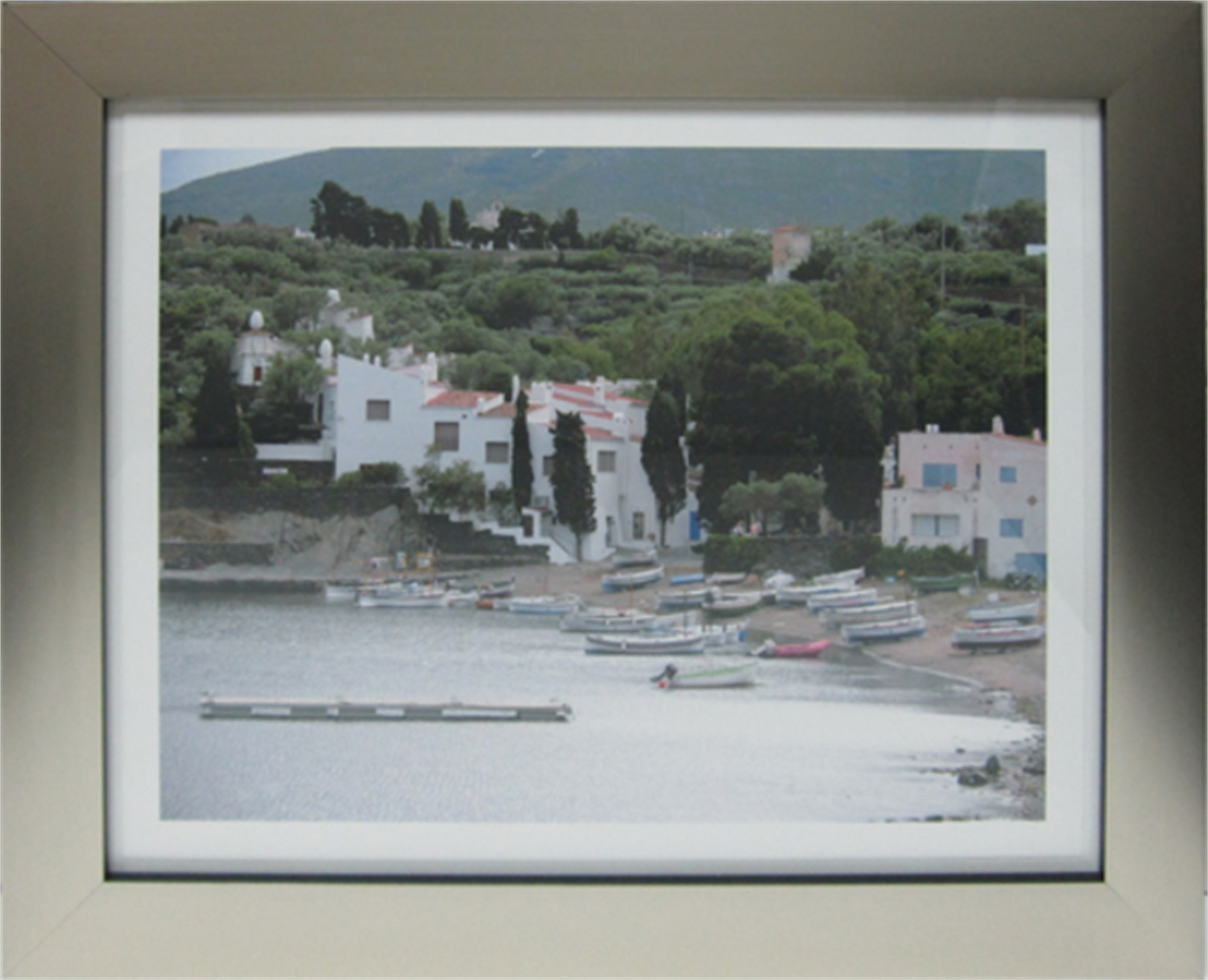 Salvador Dali's Home in Port Lligat, Spain by L. C. Kopczyk