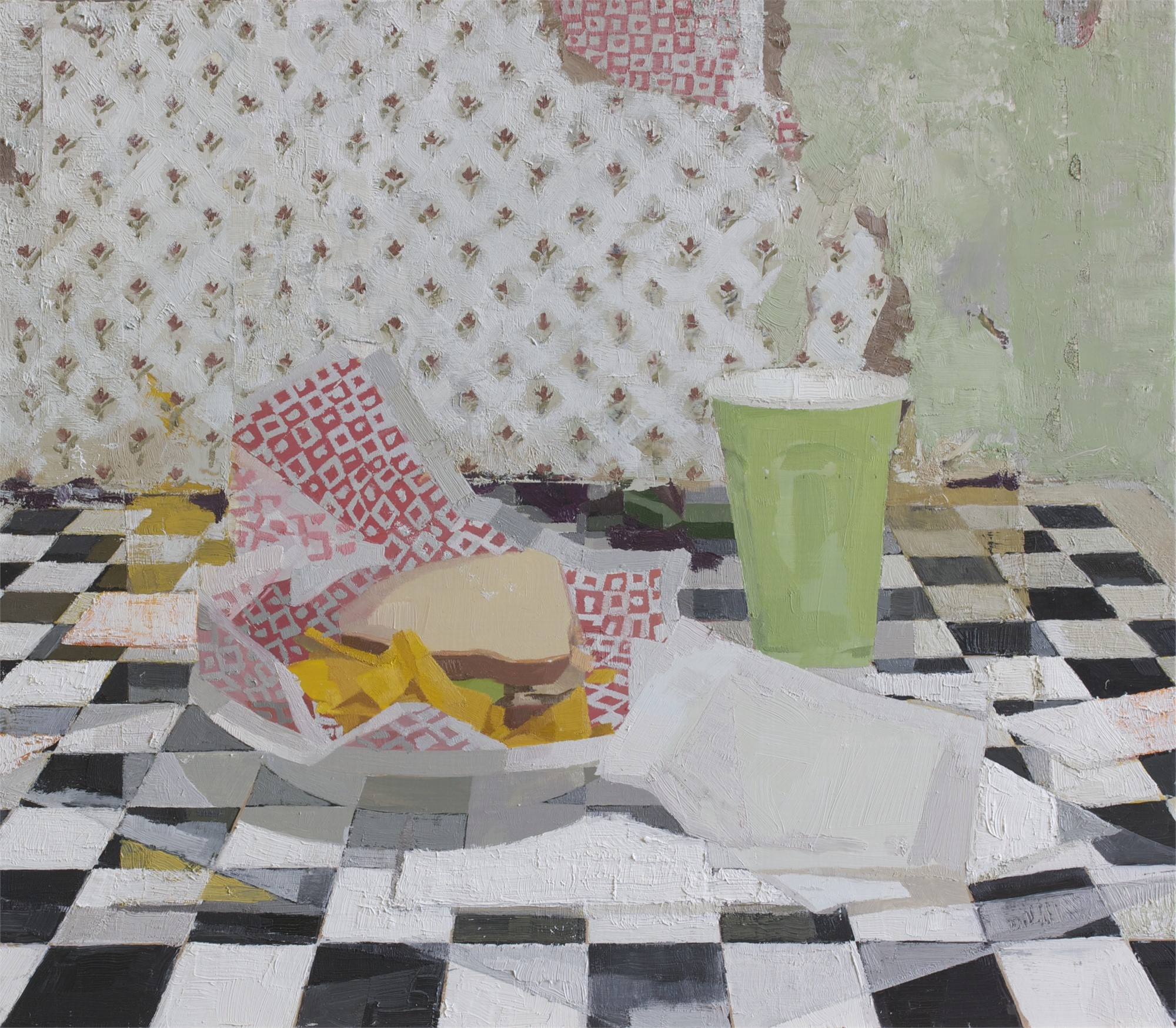 Sandwich #5 by Zoey Frank