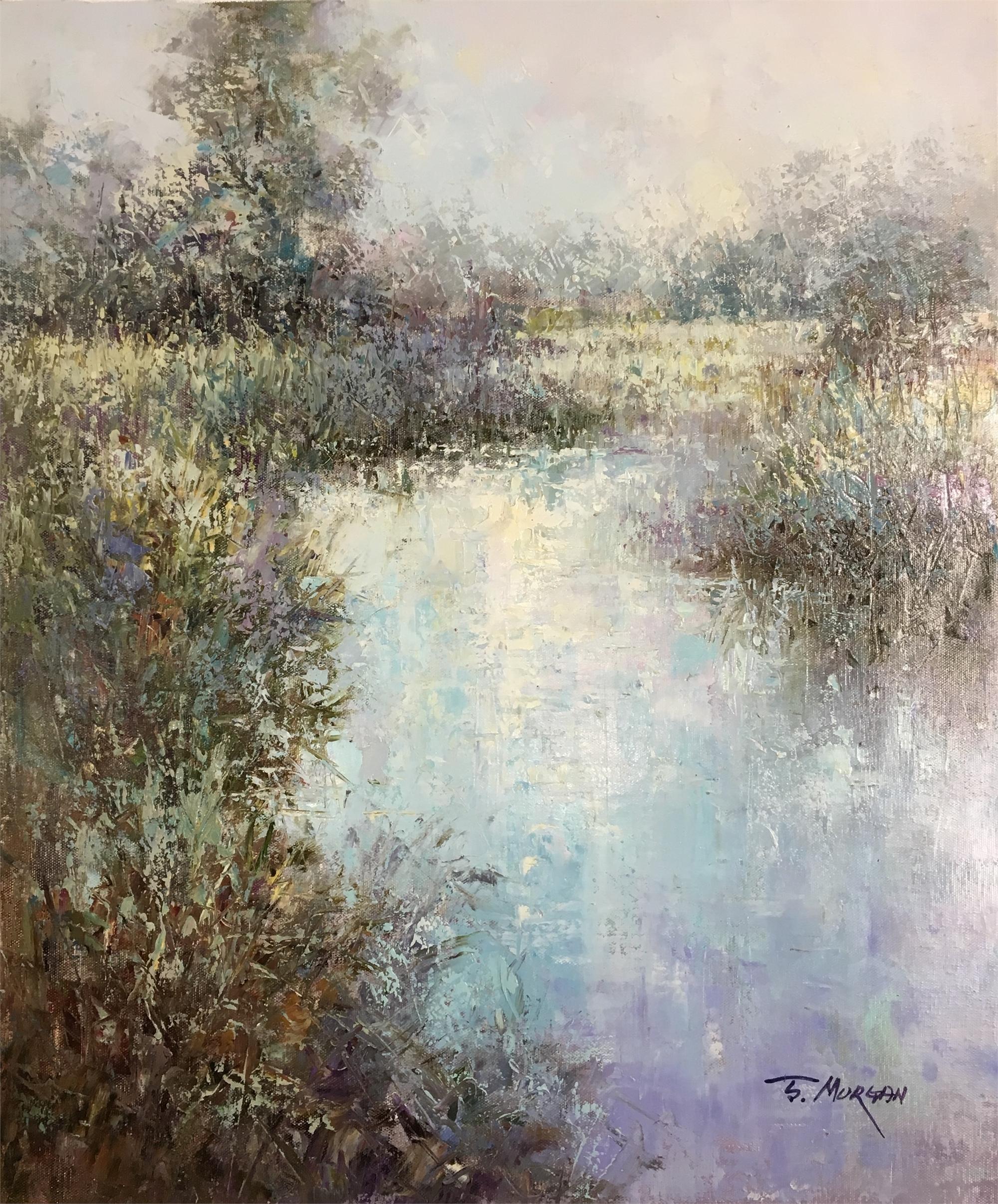 LAVENDER WATER by J MORGAN