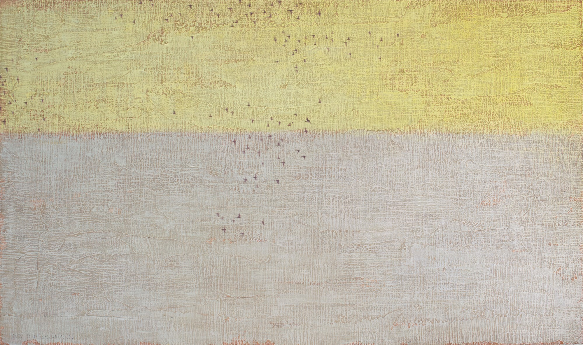 Winter Birds by David Grossmann