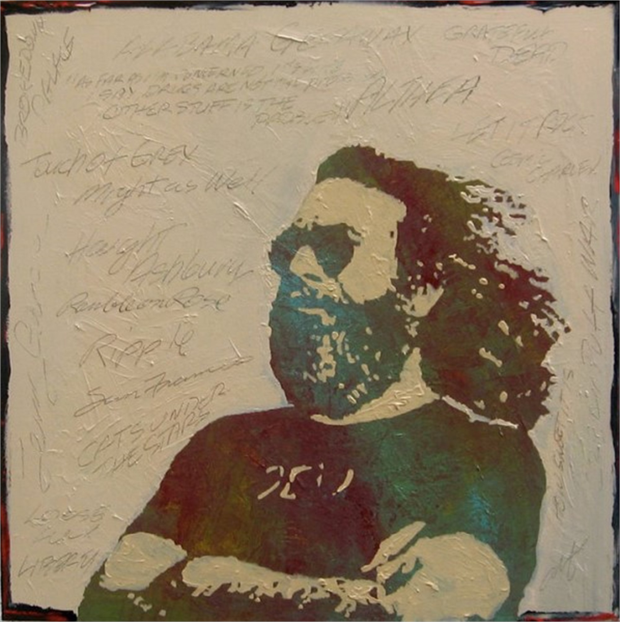 Jerry by Alfie Fernandes