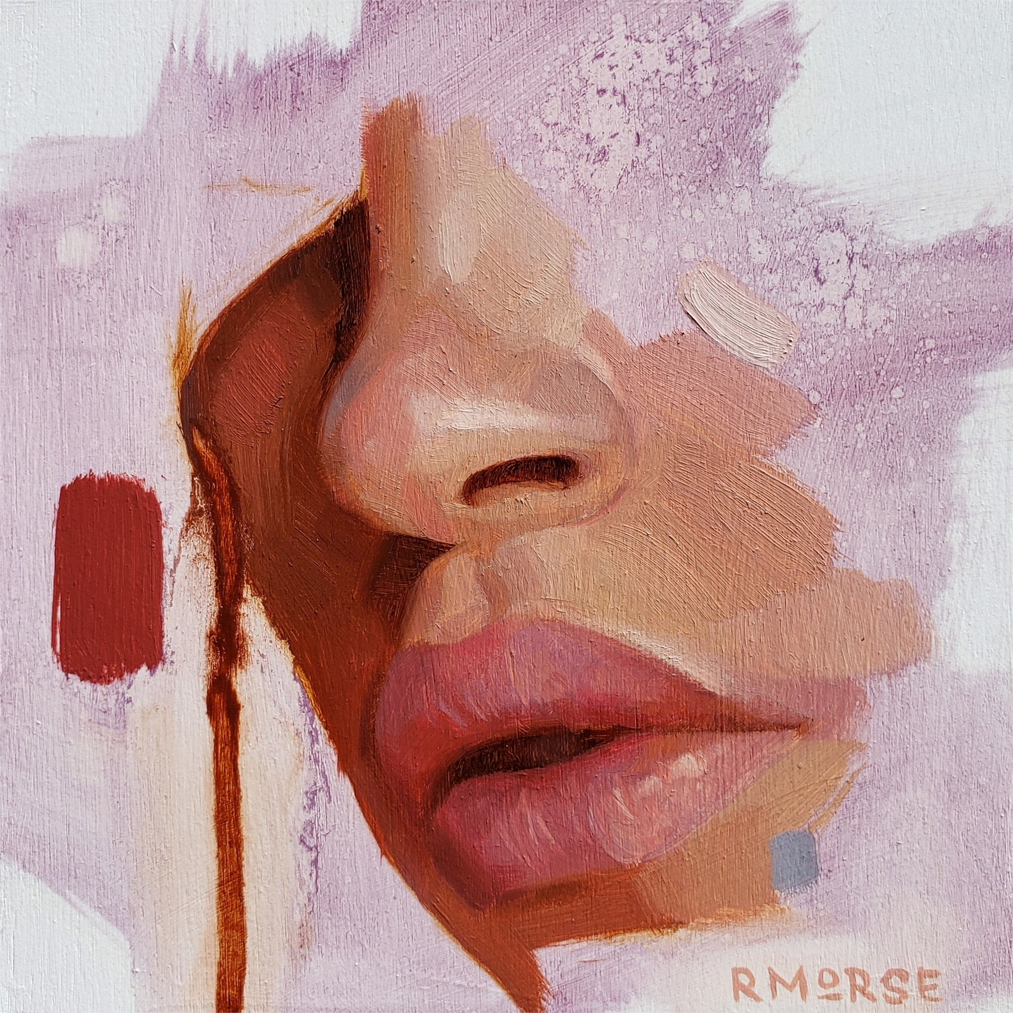 Lips 2 by Ryan Morse