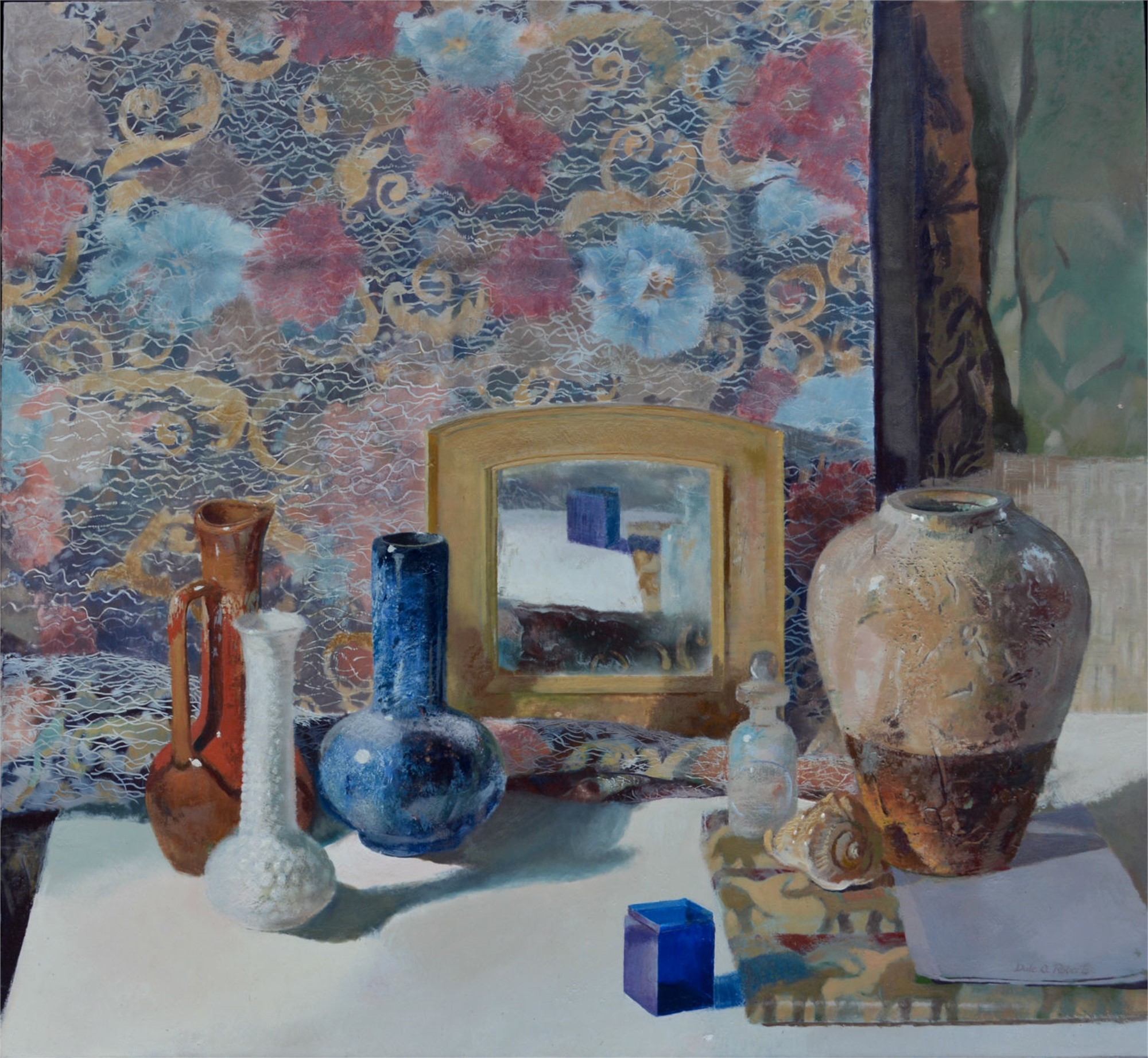 Collection and Tapestry by Dale O Roberts