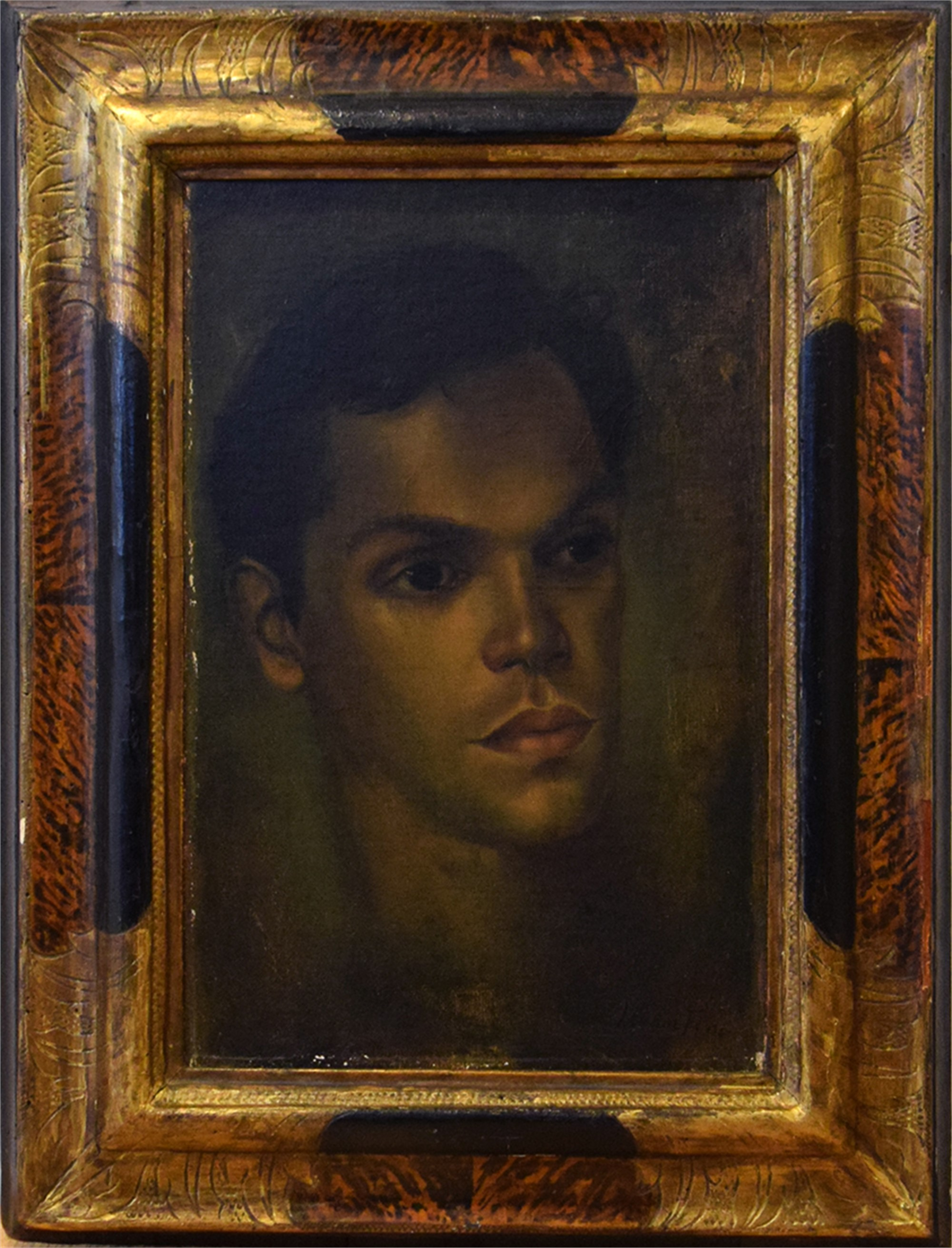 PORTRAIT OF EDULJI DINSHAW by Leonor Fini