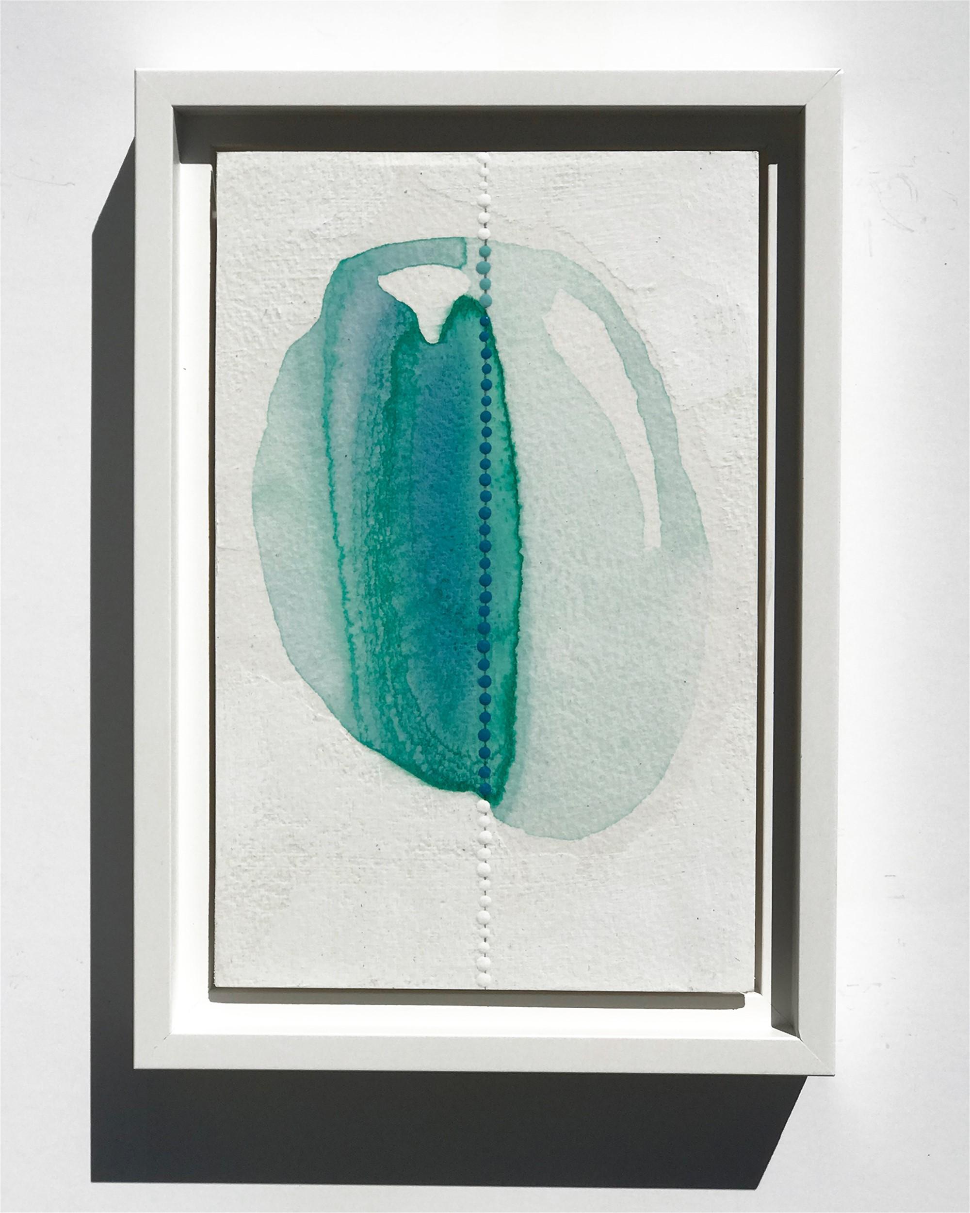 Ocean + Ink 1, Study No.43 by Nina Tichava