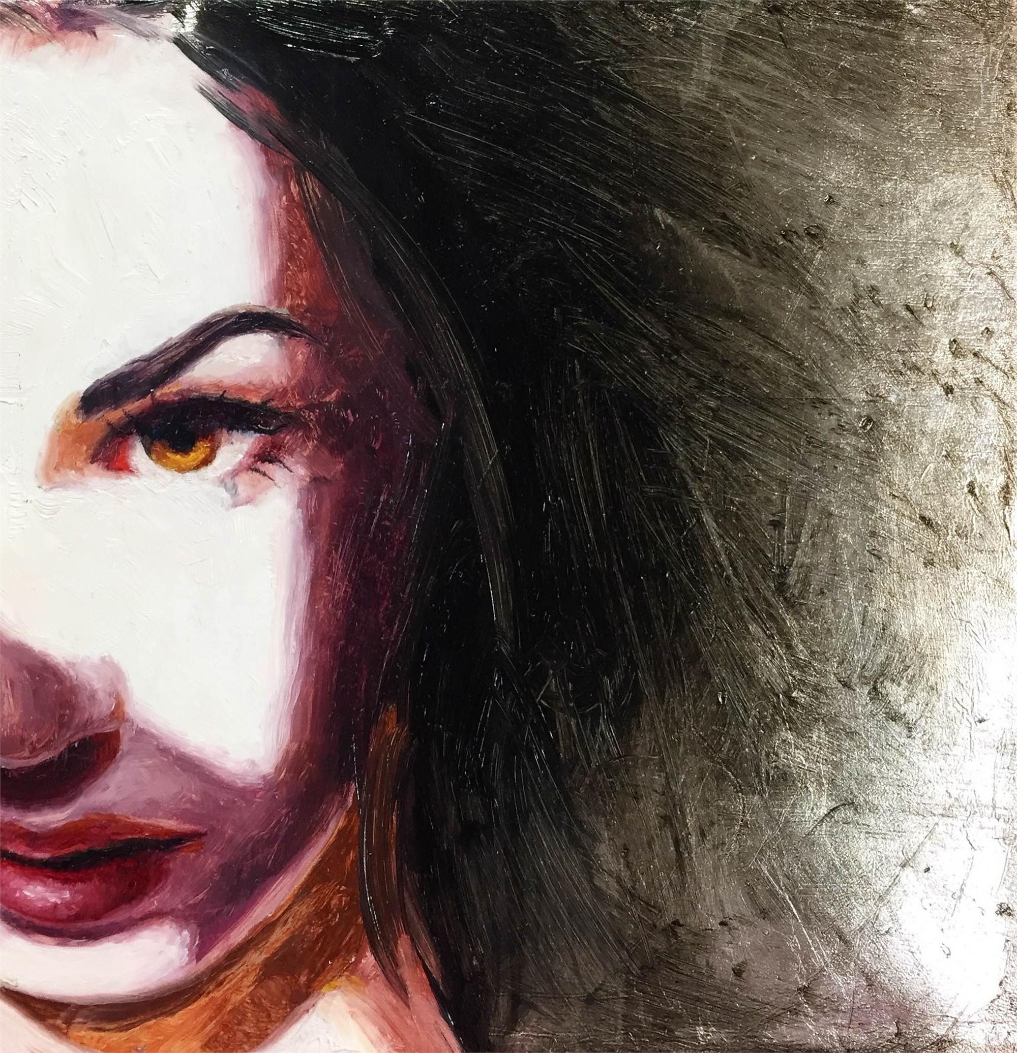 Untitled (self) by Daliah Ammar