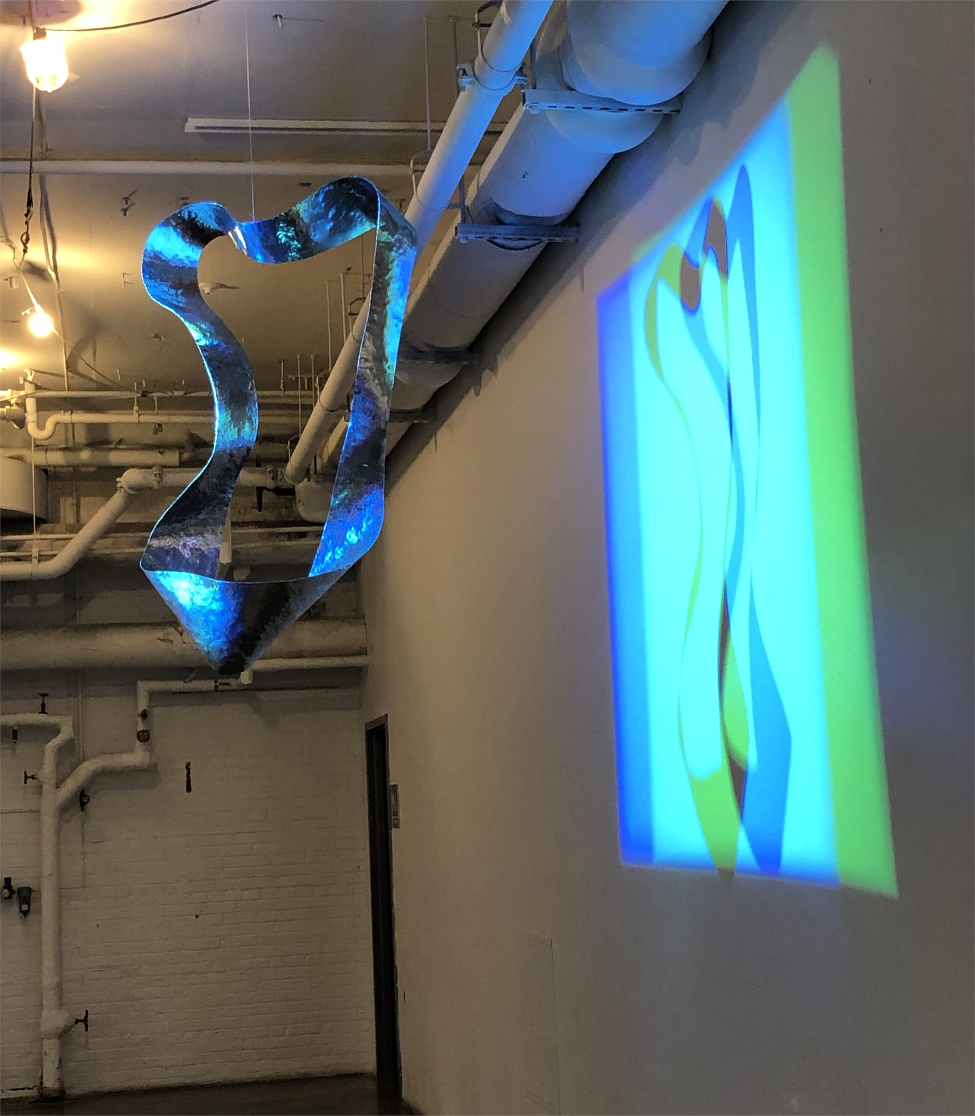 Aluminum and Light #1 by Jacques Jarrige and  Garret Linn