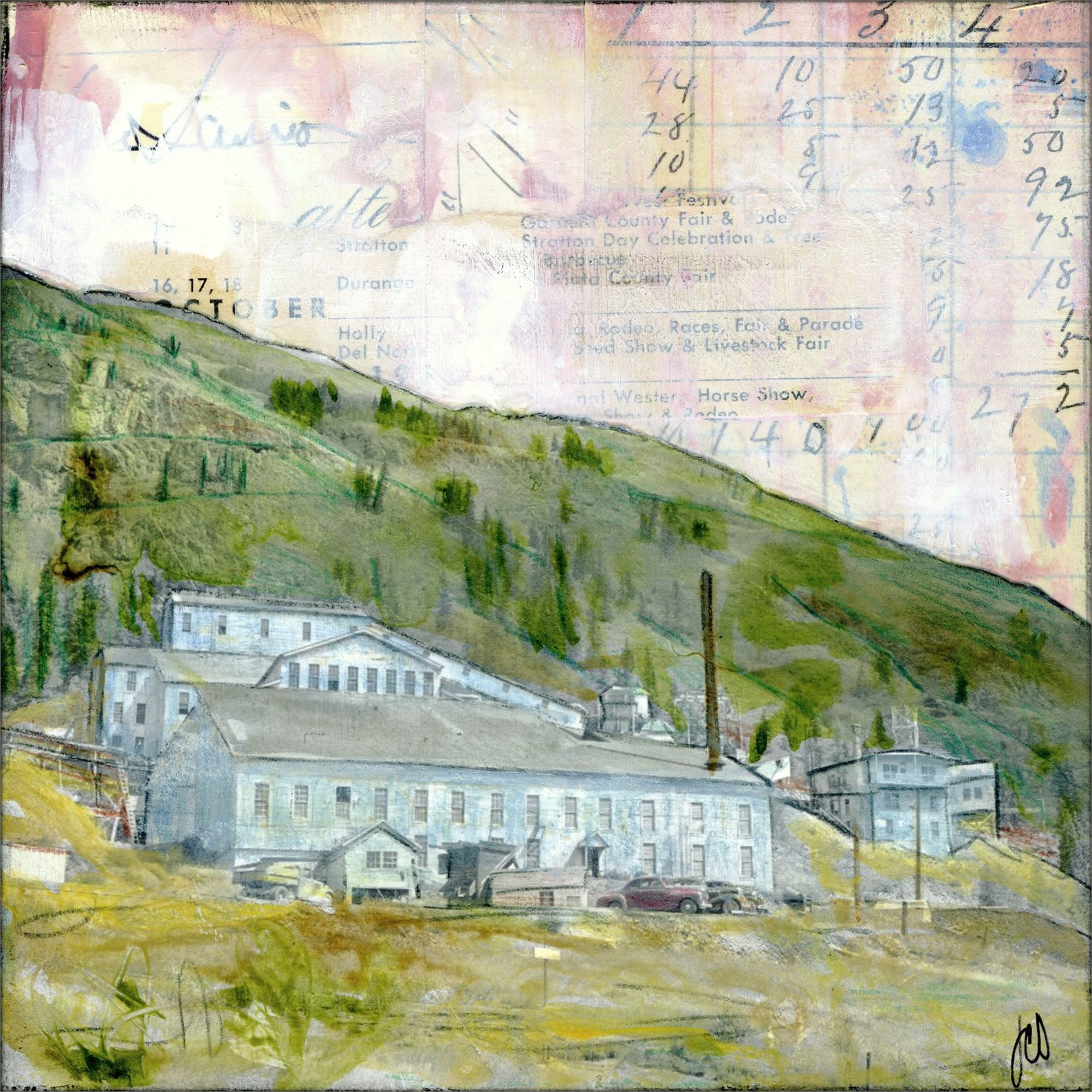 Mountain Mine by JC Spock