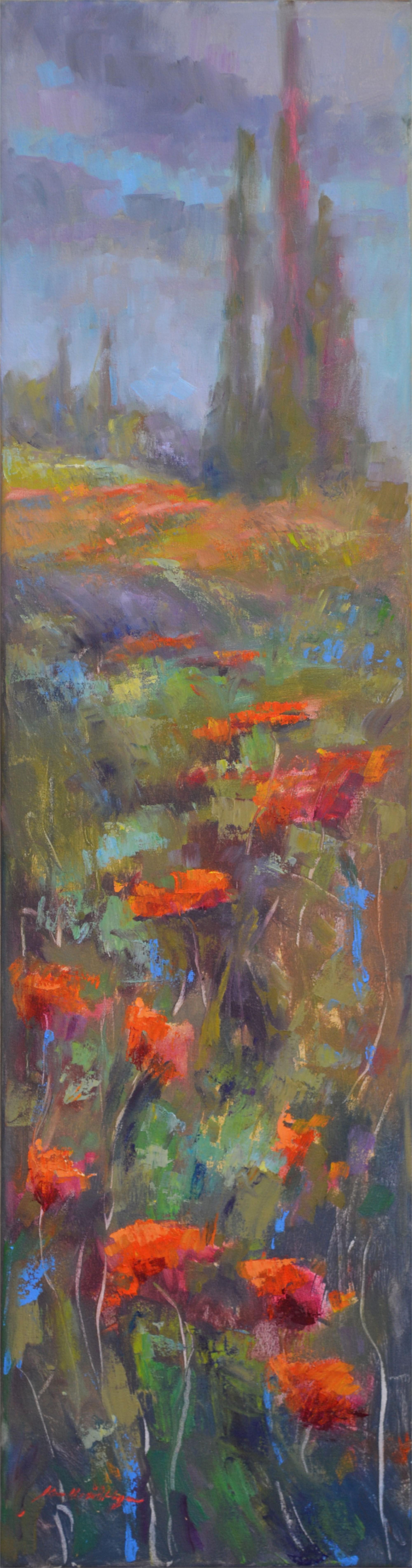Endless Poppies by Karen Hewitt Hagan