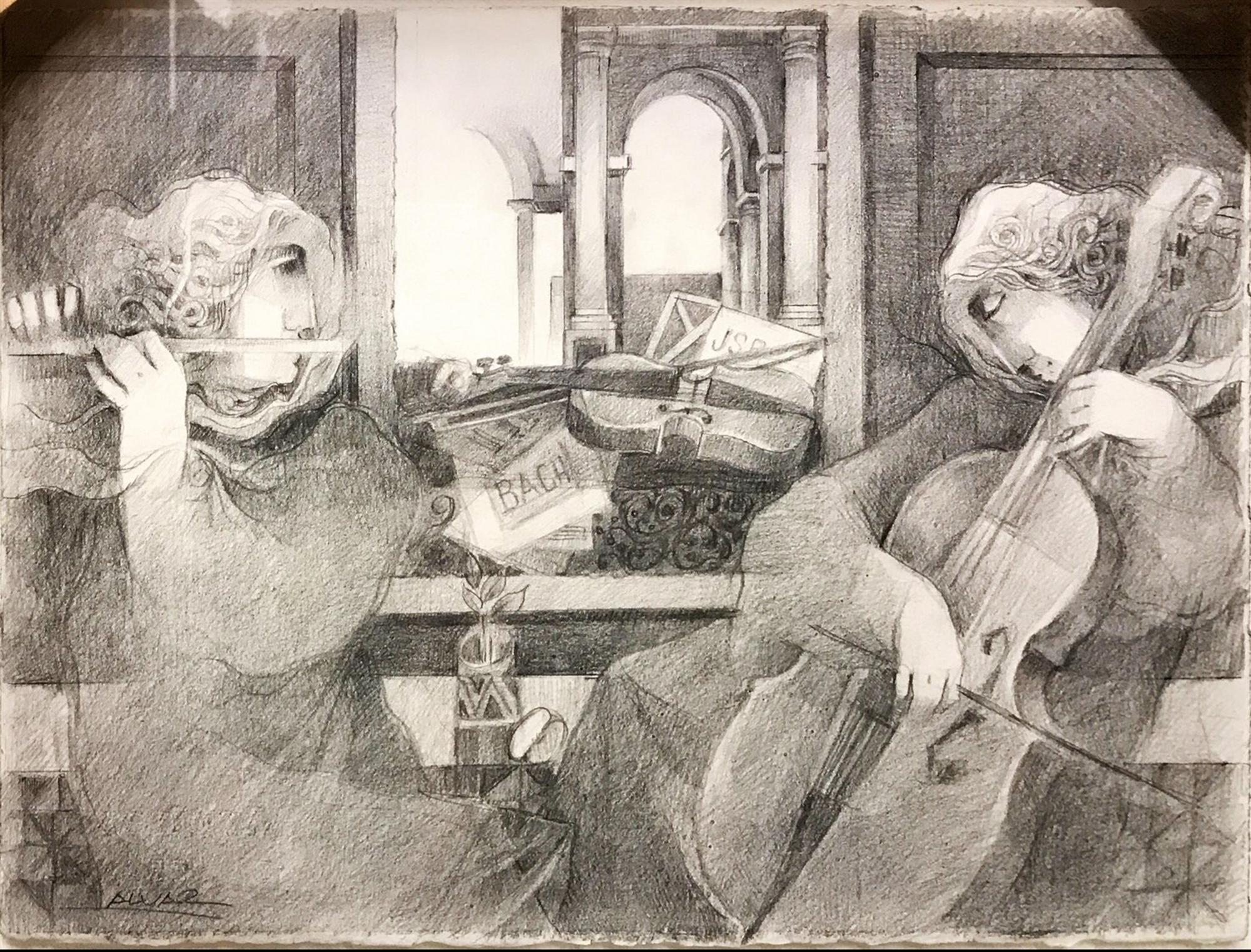 Visionaries by Alvar Suñol