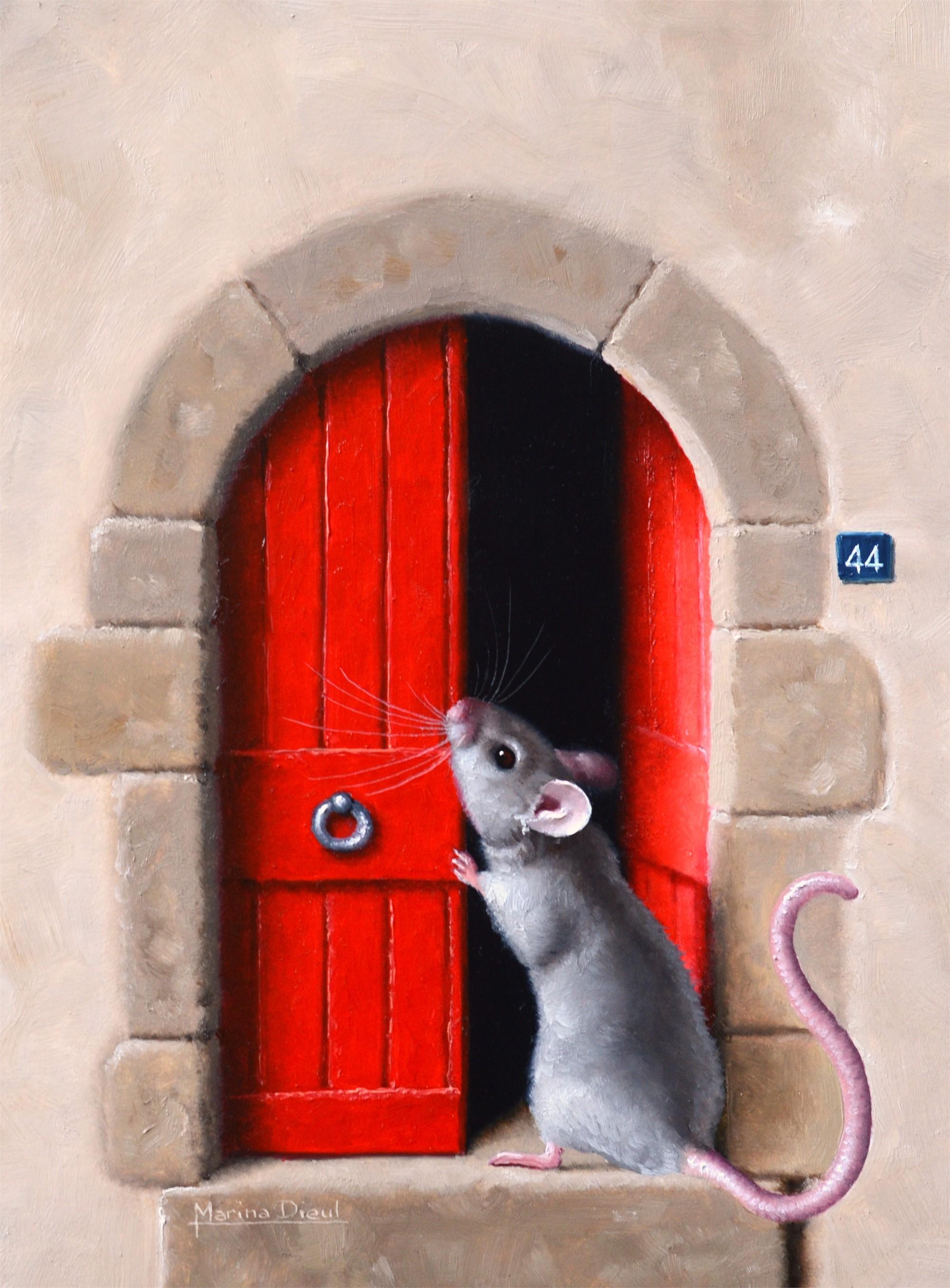 Numero 44 by Marina Dieul