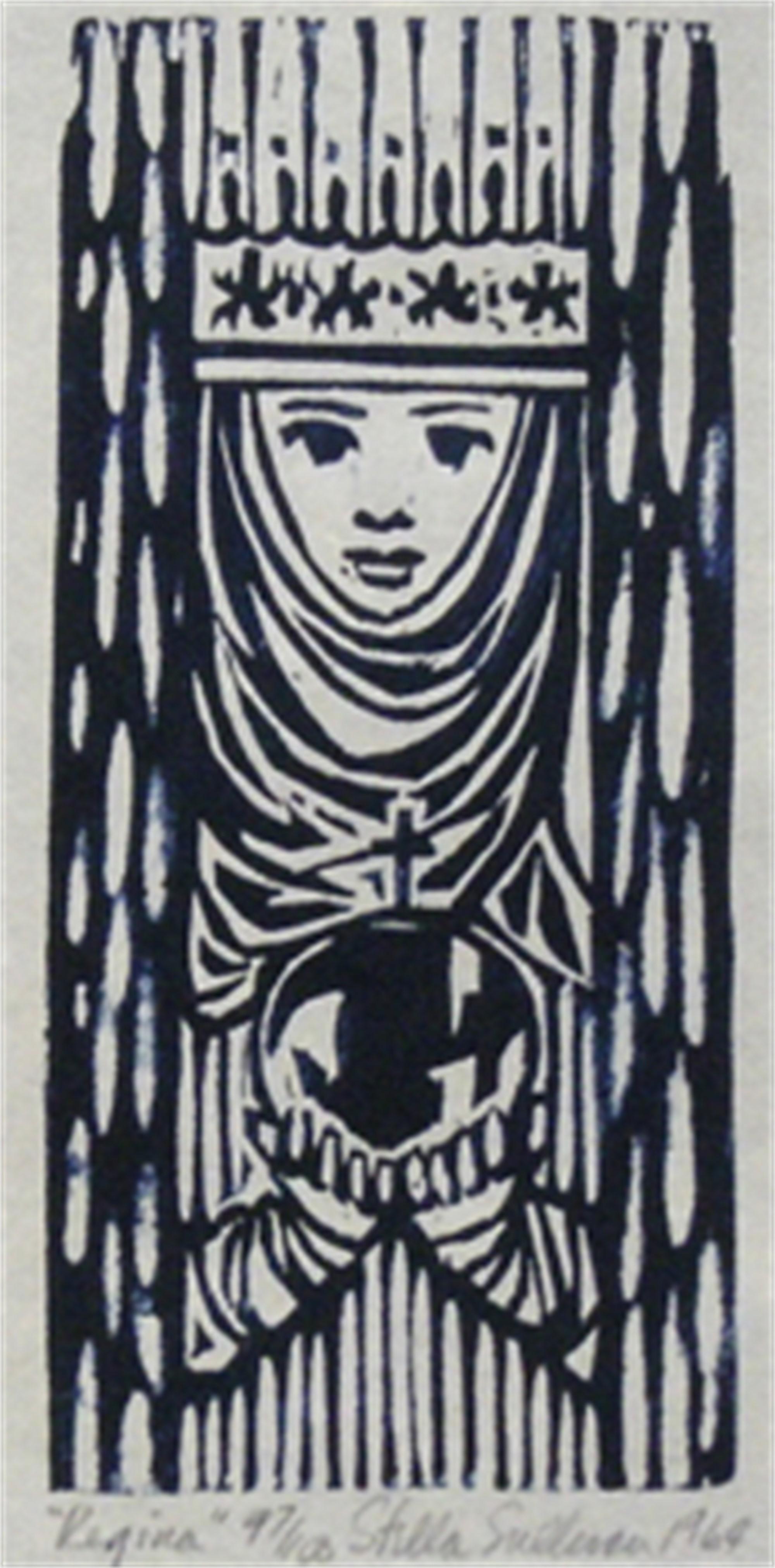 Regina by Stella Sullivan - Prints