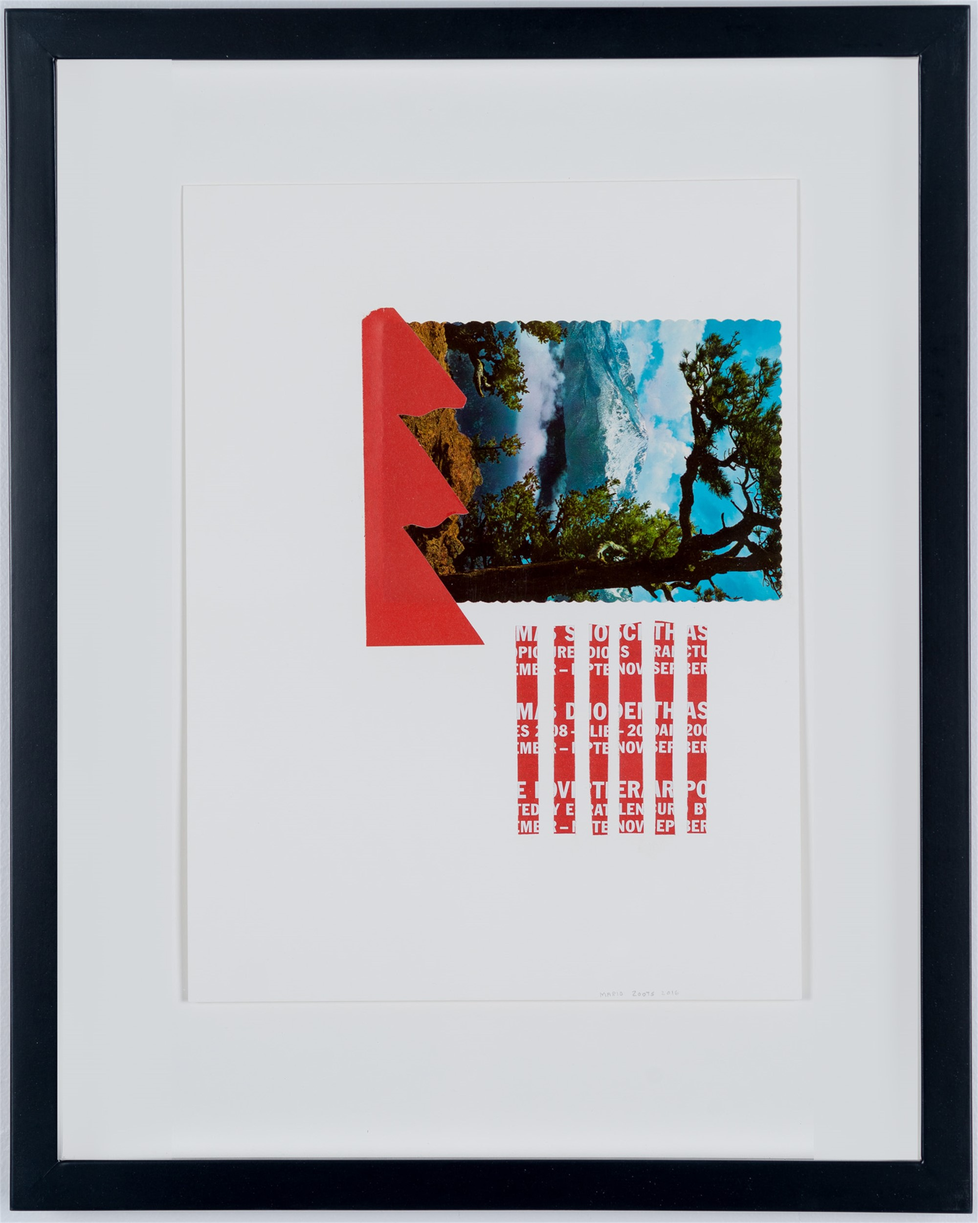 Landscape 1 by Mario Zoots