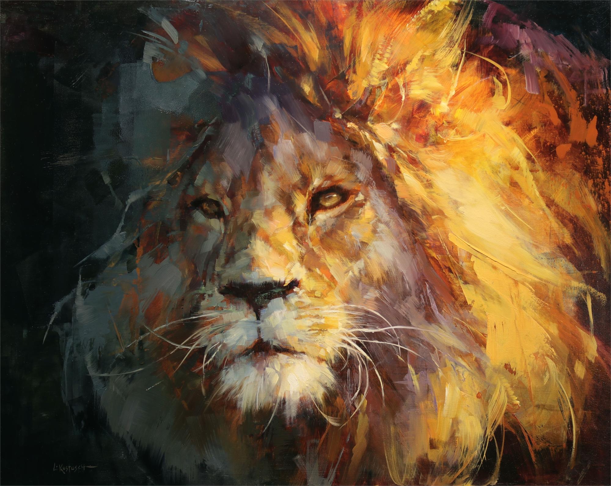 King by Lindsey Kustusch