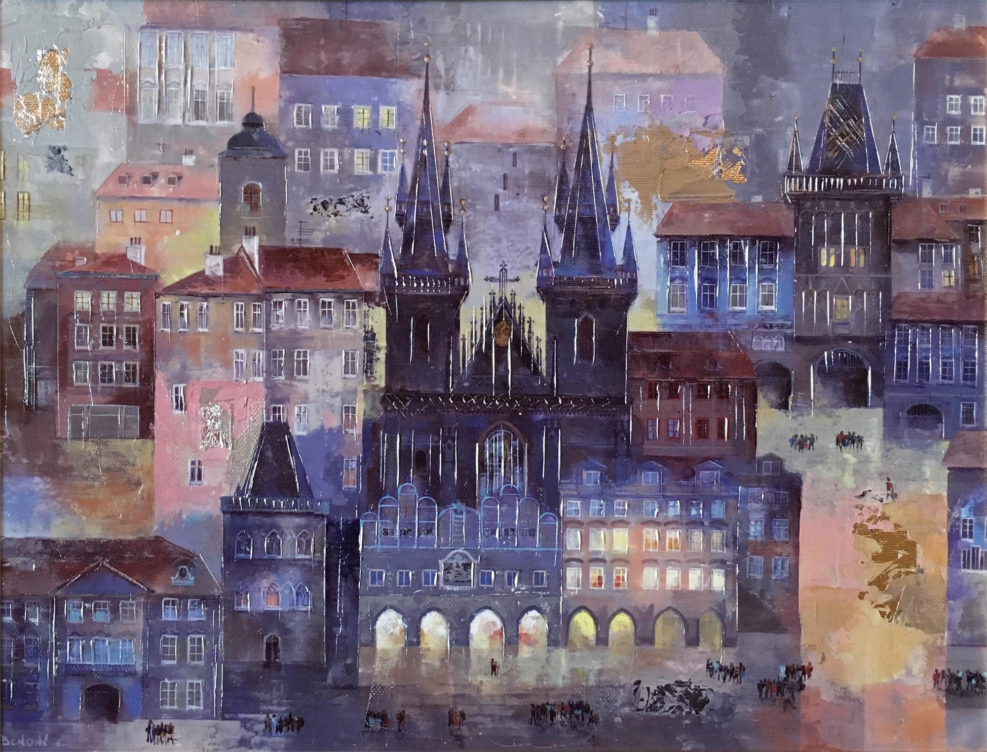 The Prague by Benoni