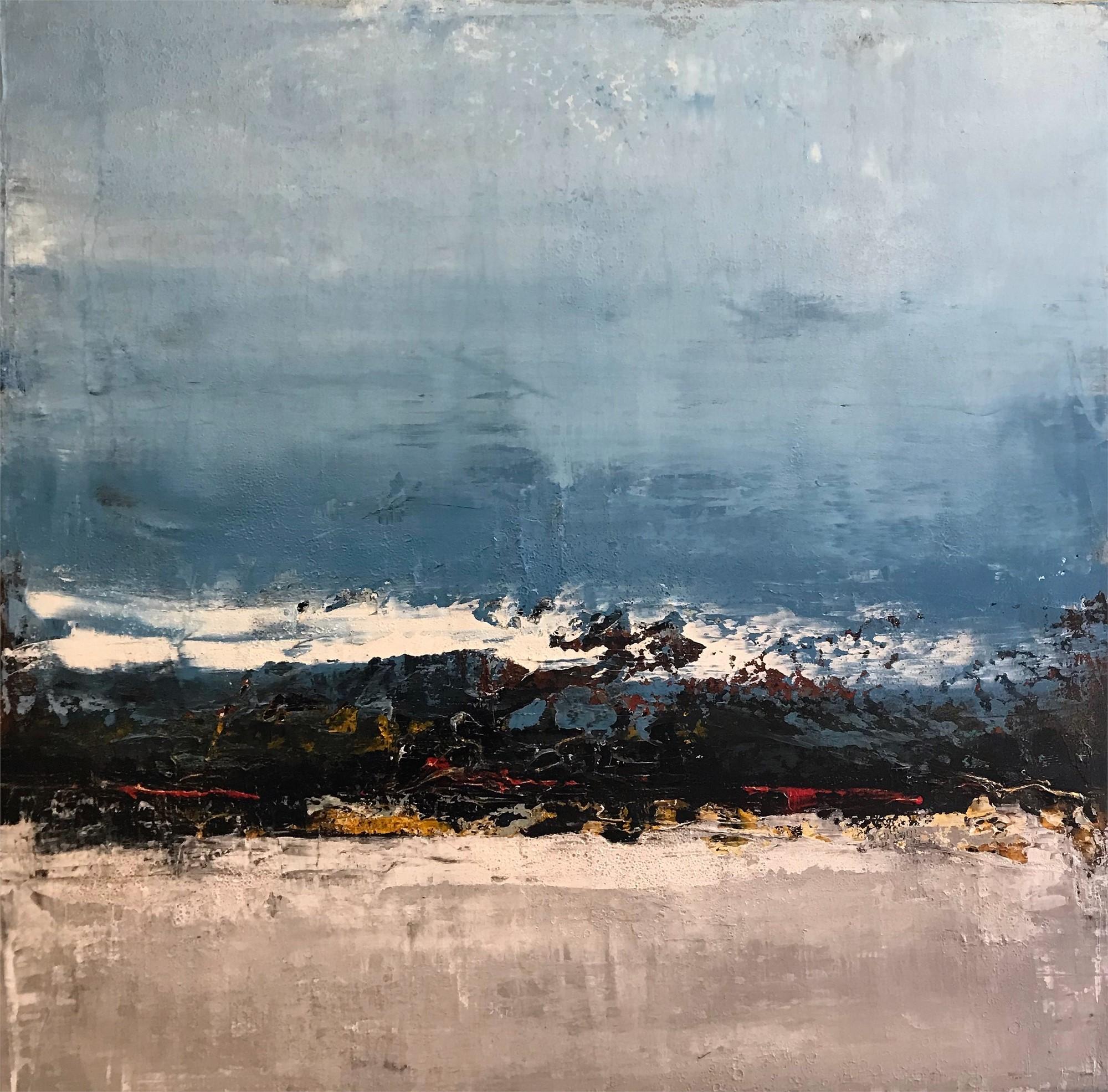 New Terrain by Brad Robertson