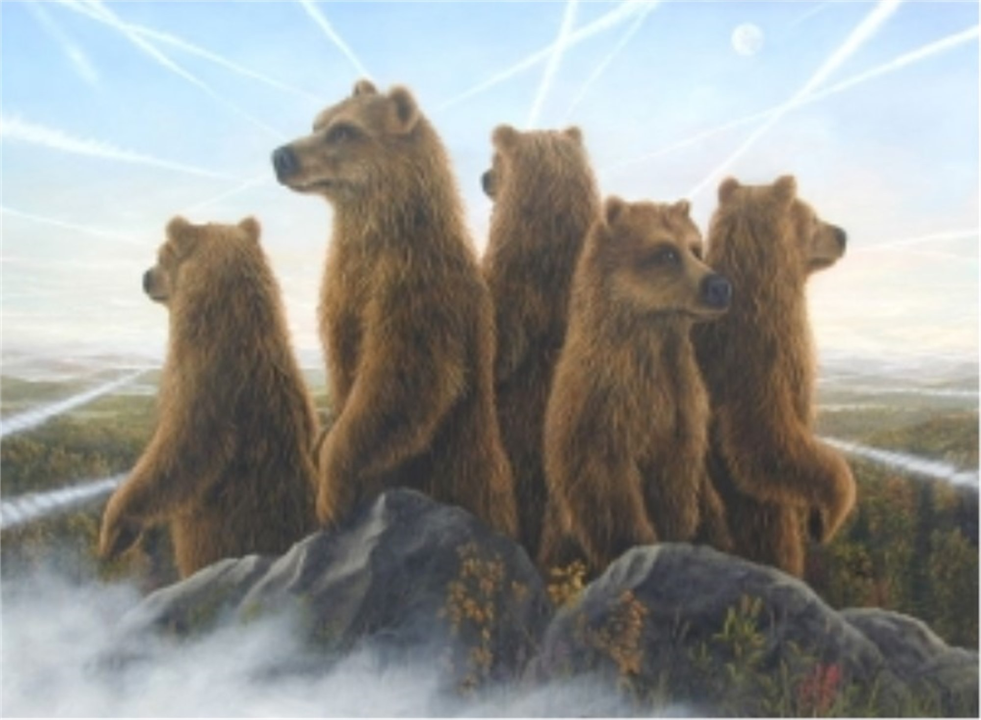 Aviators by Robert Bissell