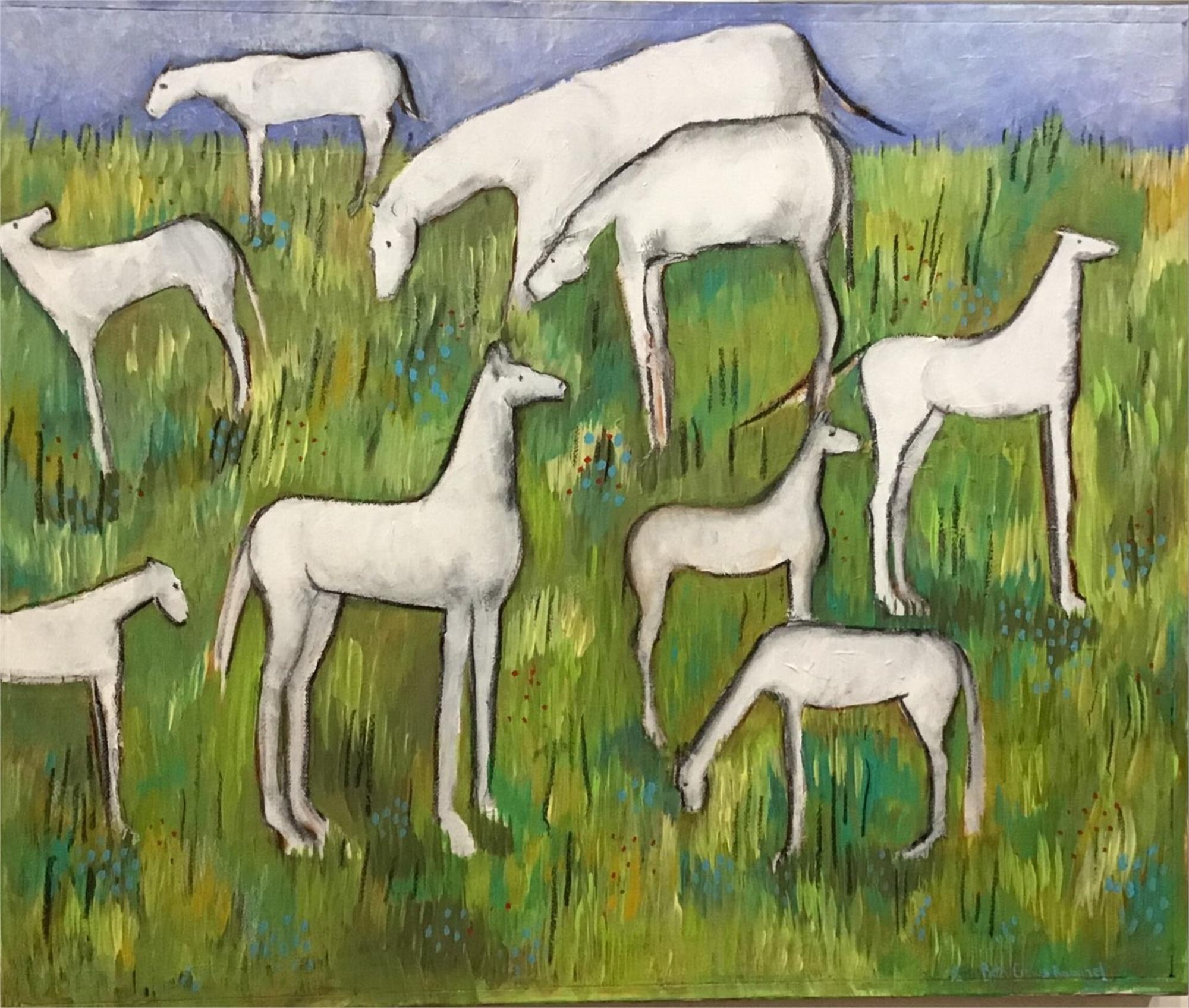 Herd Mentality by Beth Crews Rommel