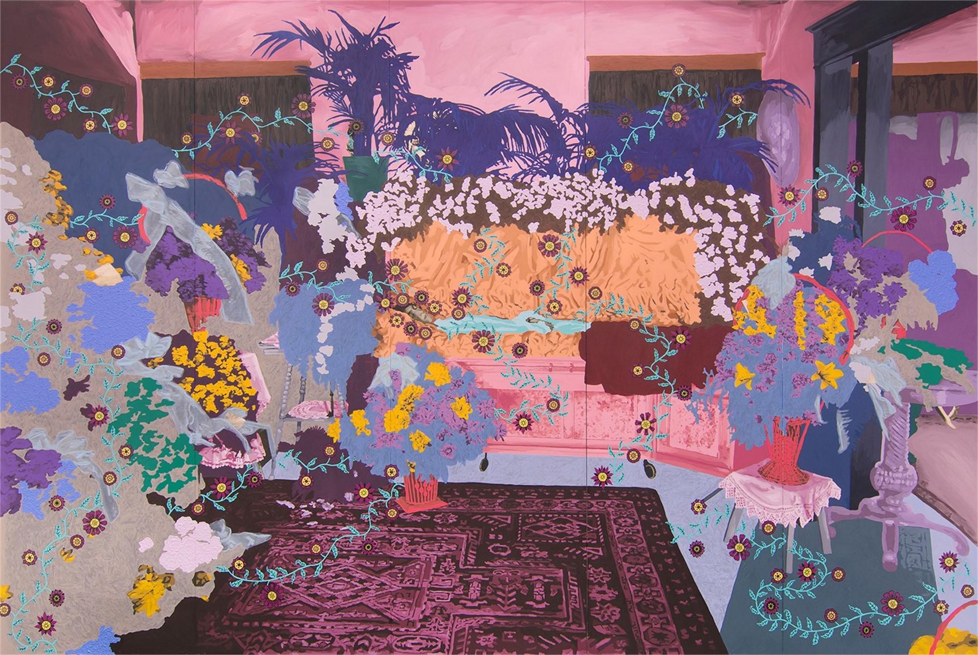 Untitled (Of Hoston) by Daisy Patton