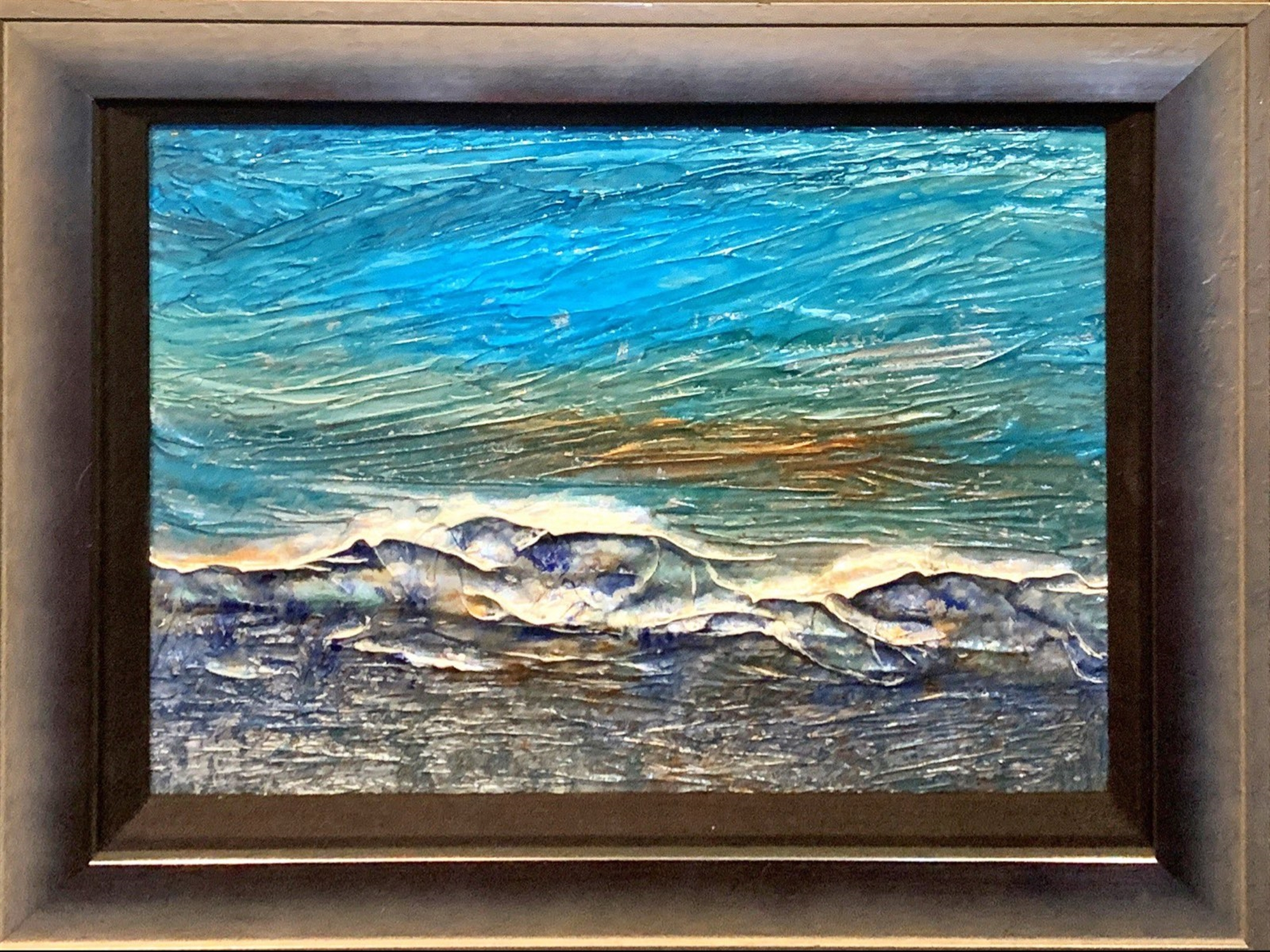 Seas the Day I by Lisa Wilson