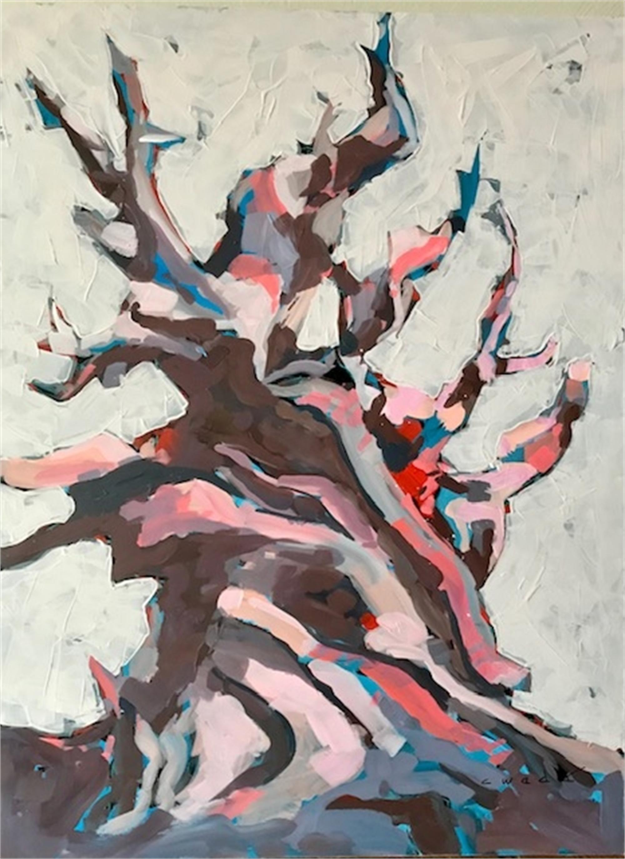 Bristlecone Pine #6 by Carole Wade
