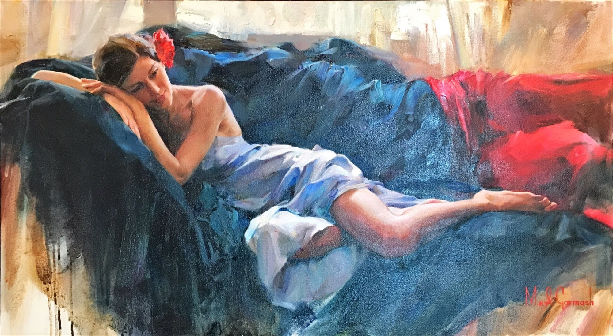 Sweet Memories by Michael And Inessa Garmash