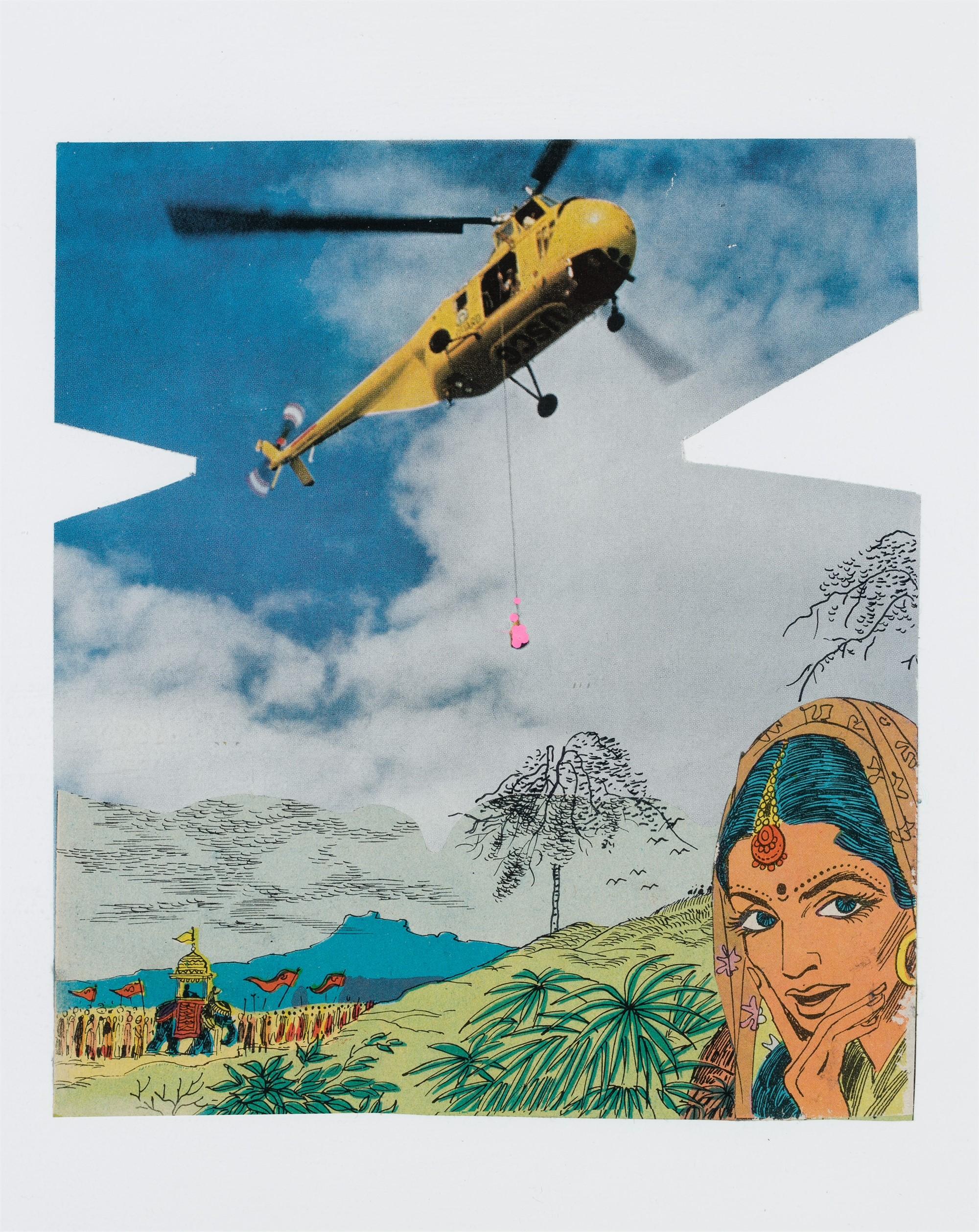 The Great Escape by Suchitra Mattai