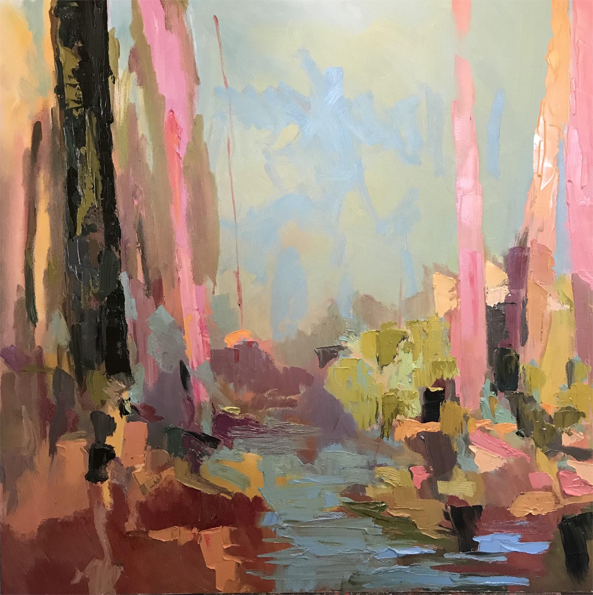 Waccamaw Sunrise by James Calk