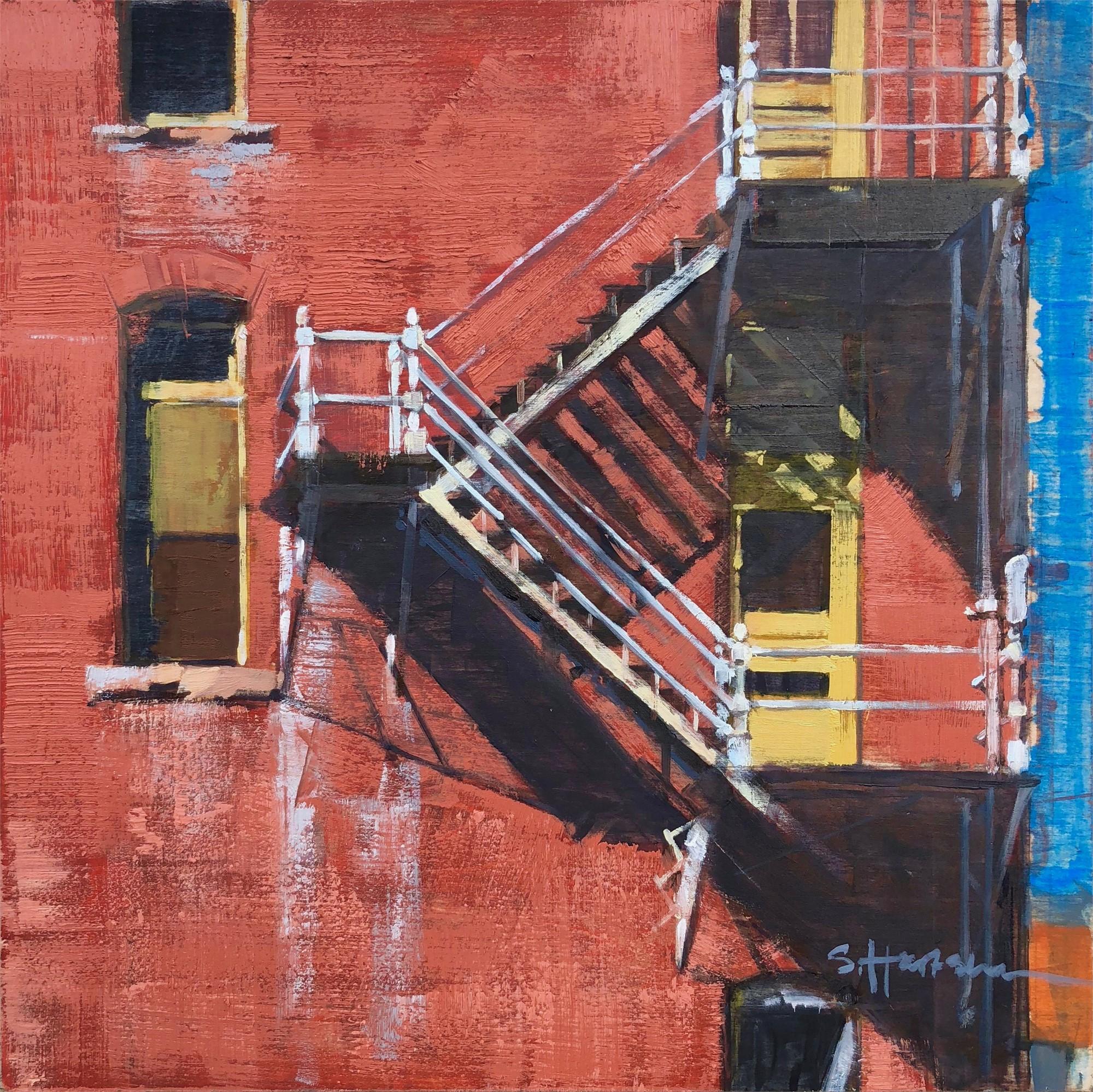 Shadow Step by Stephanie Hartshorn