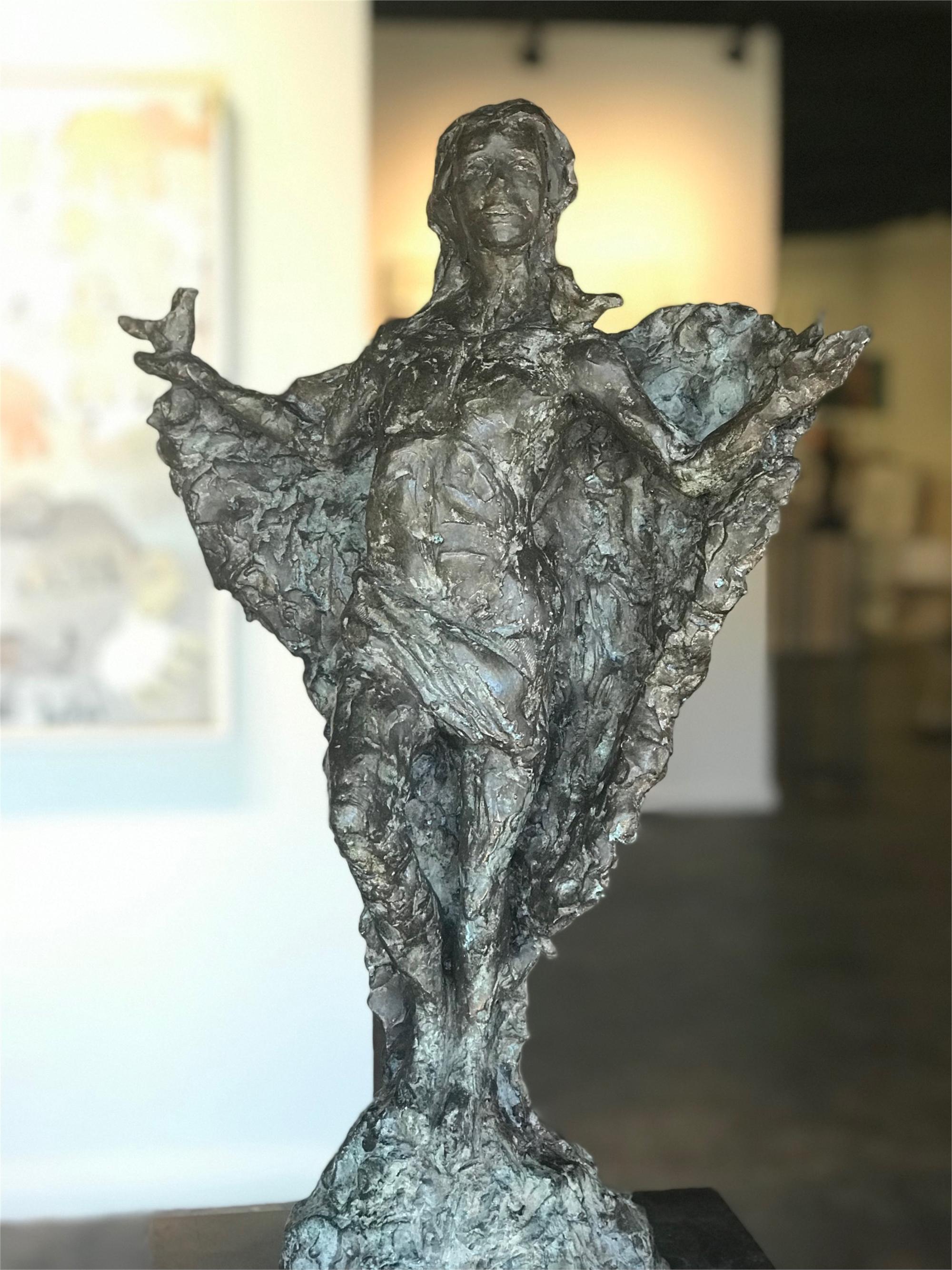 Lovebirds by Nancy Woodall