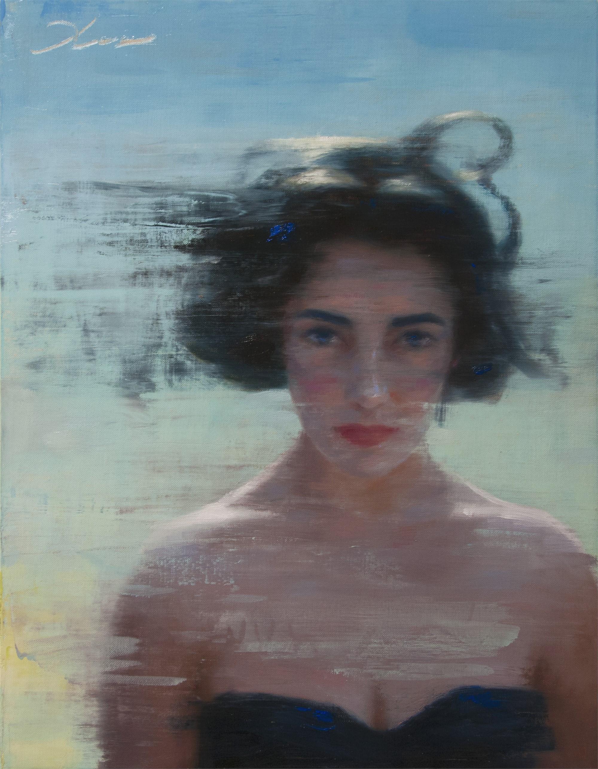 Elizabeth in Tadema Sky by Vincent Xeus