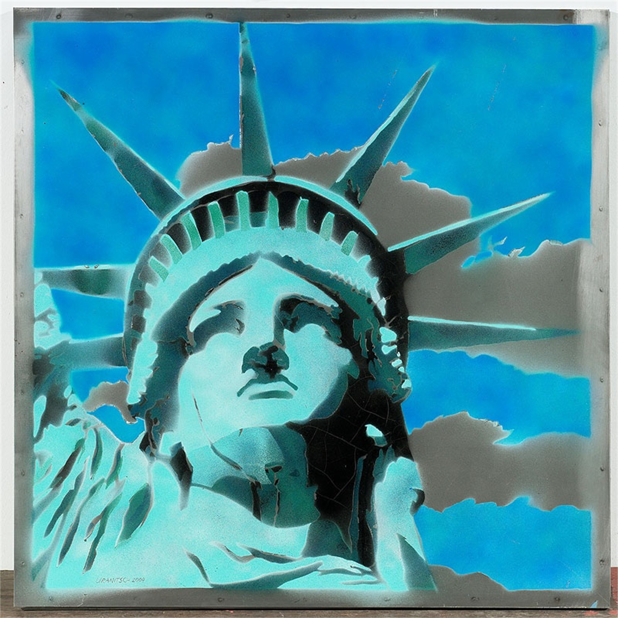 Statue of Liberty by Wolfgang Uranitsch