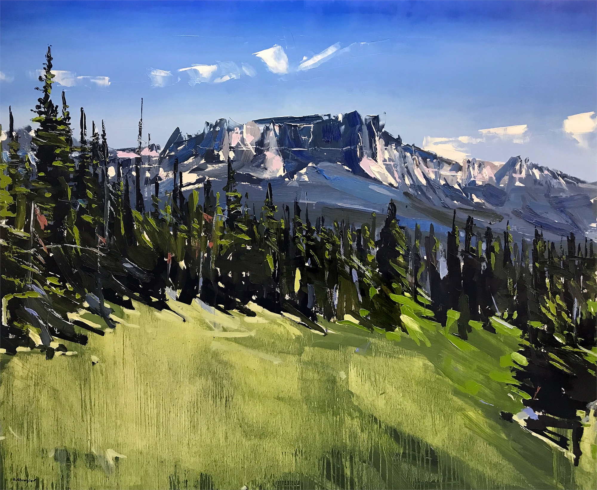 Grand Tetons National Park, WY by David Shingler
