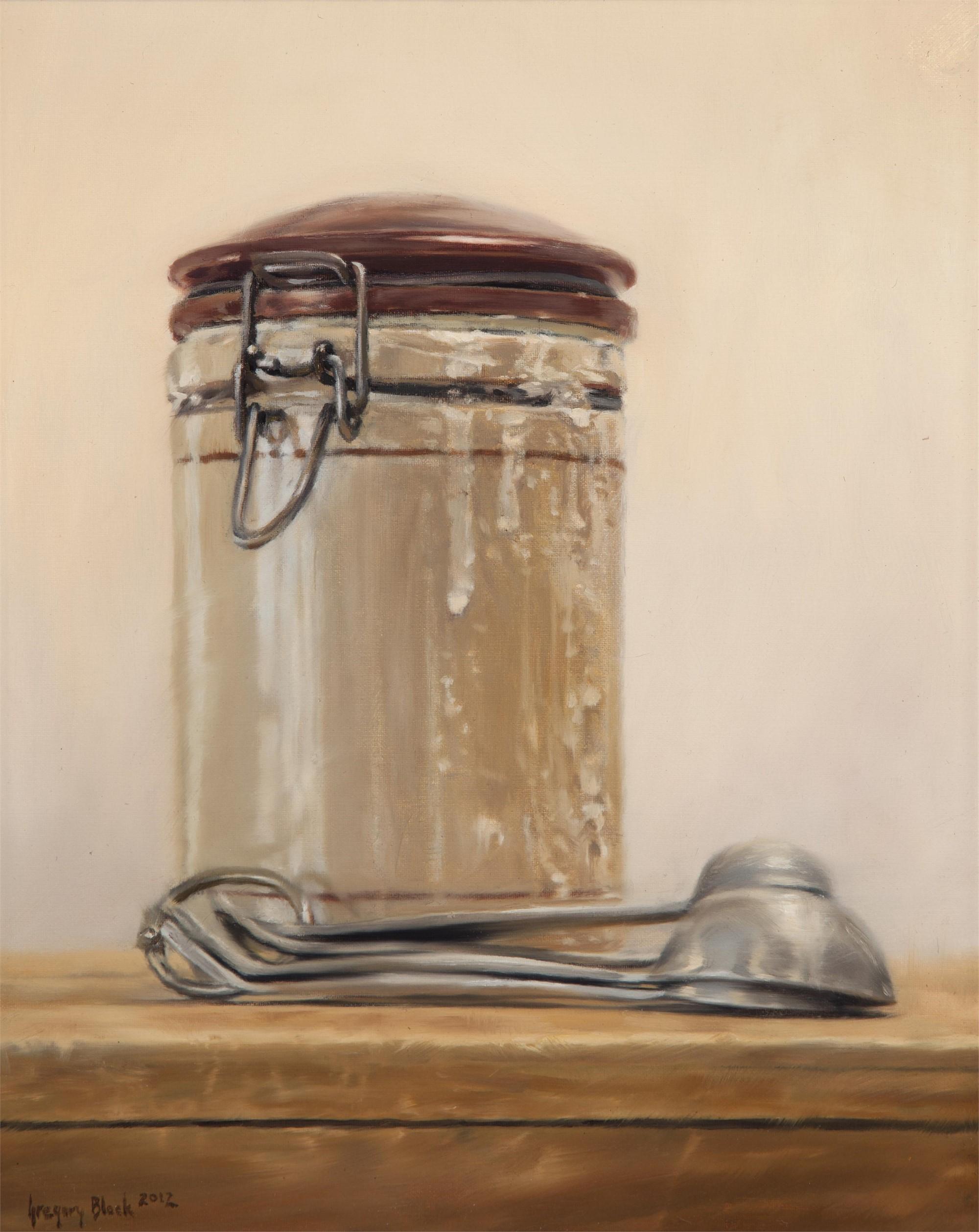 Sourdough Starter by Gregory Block