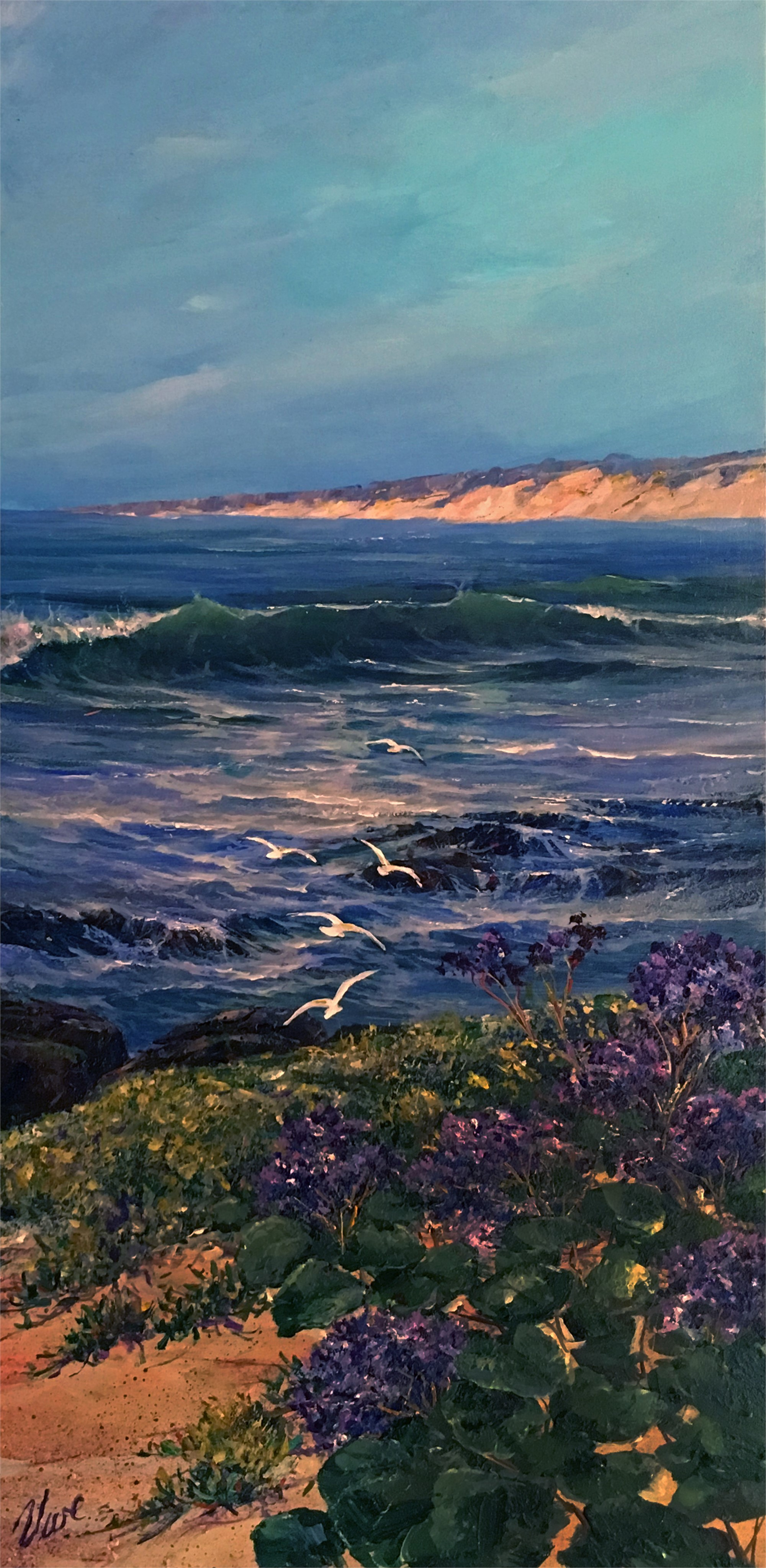 Our Beautiful Coast by UWE