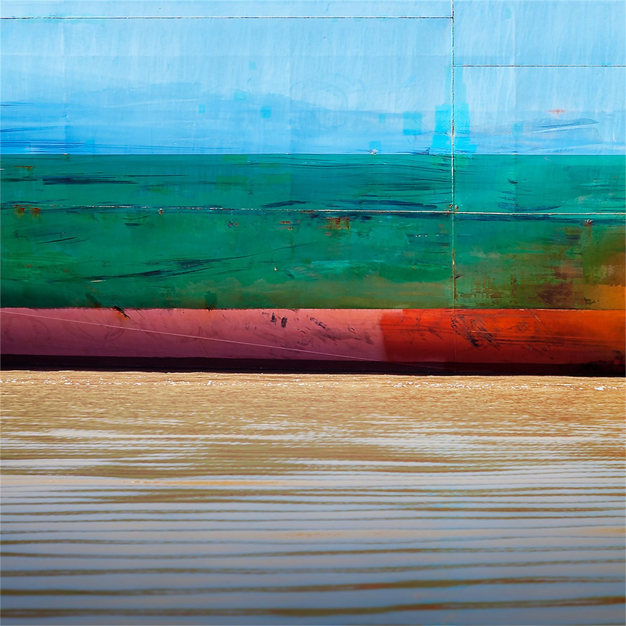 Rothko Series 2:BD-1-1 by Dan Kaufman