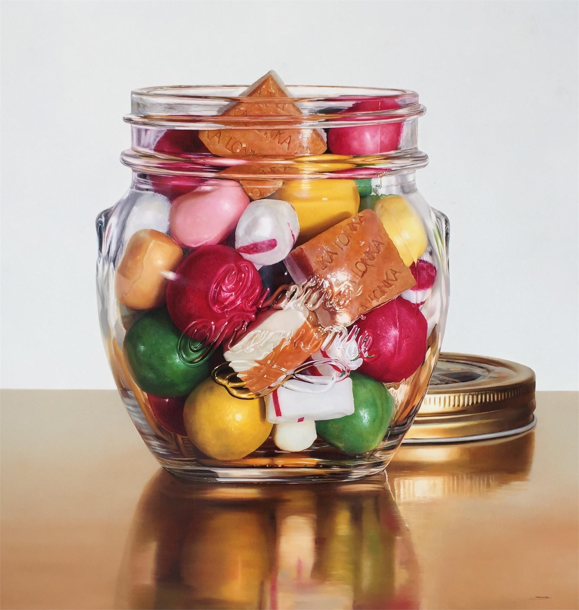 Sweet Temptations  by Jesus Navarro