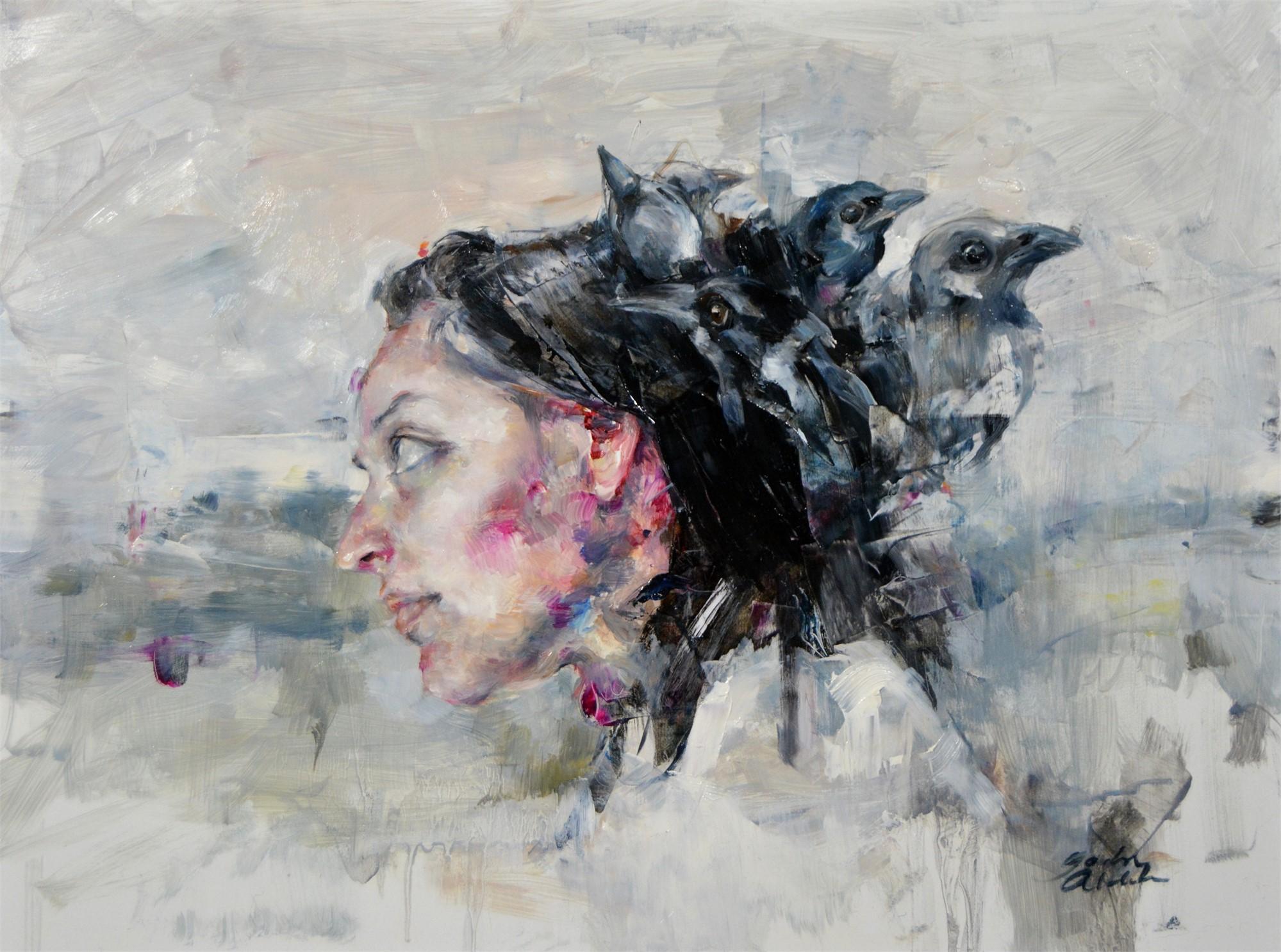 Cerebral Congregation by Jaclyn Alderete