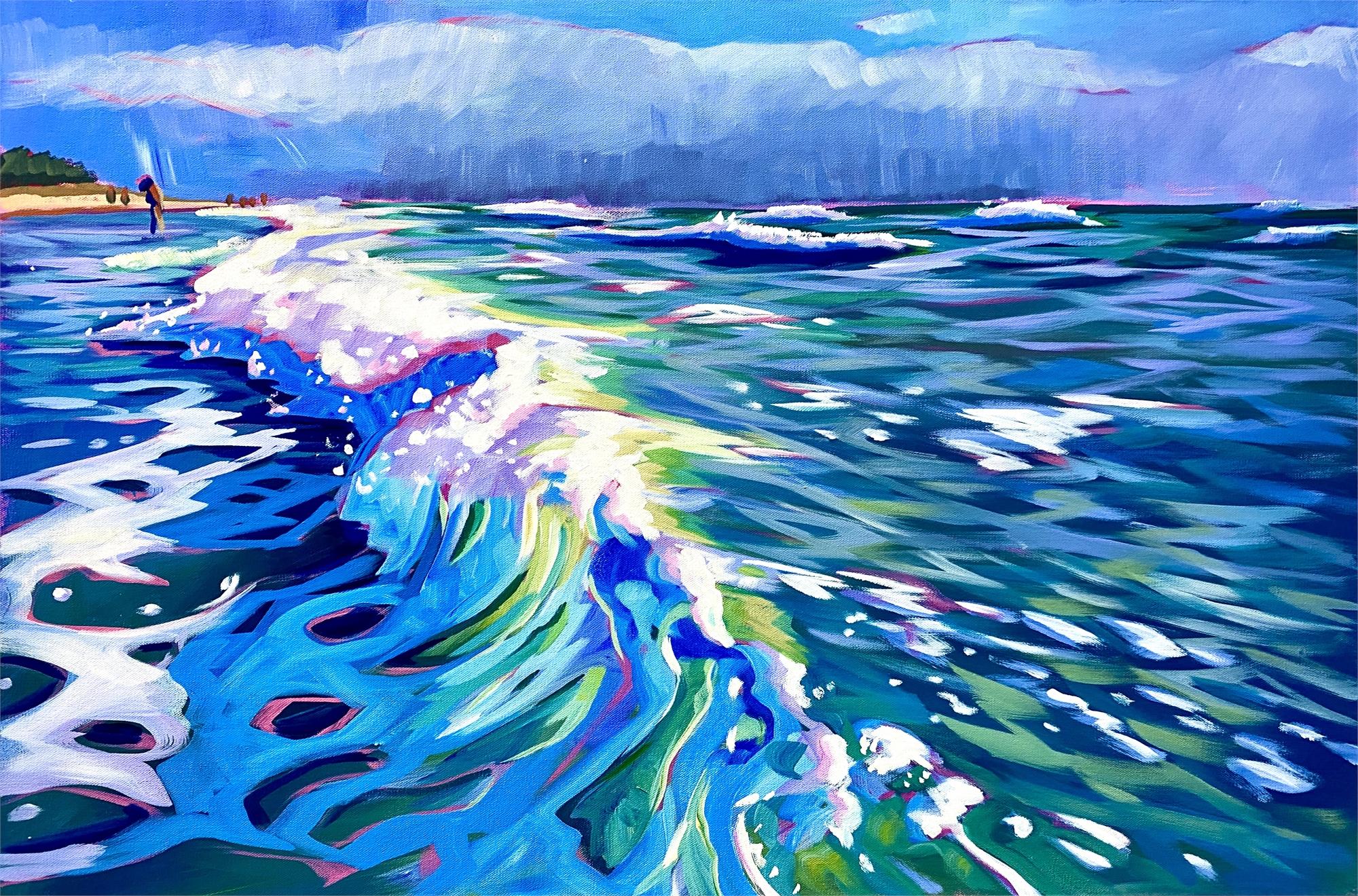 Gulf Storms by Sari Shryack