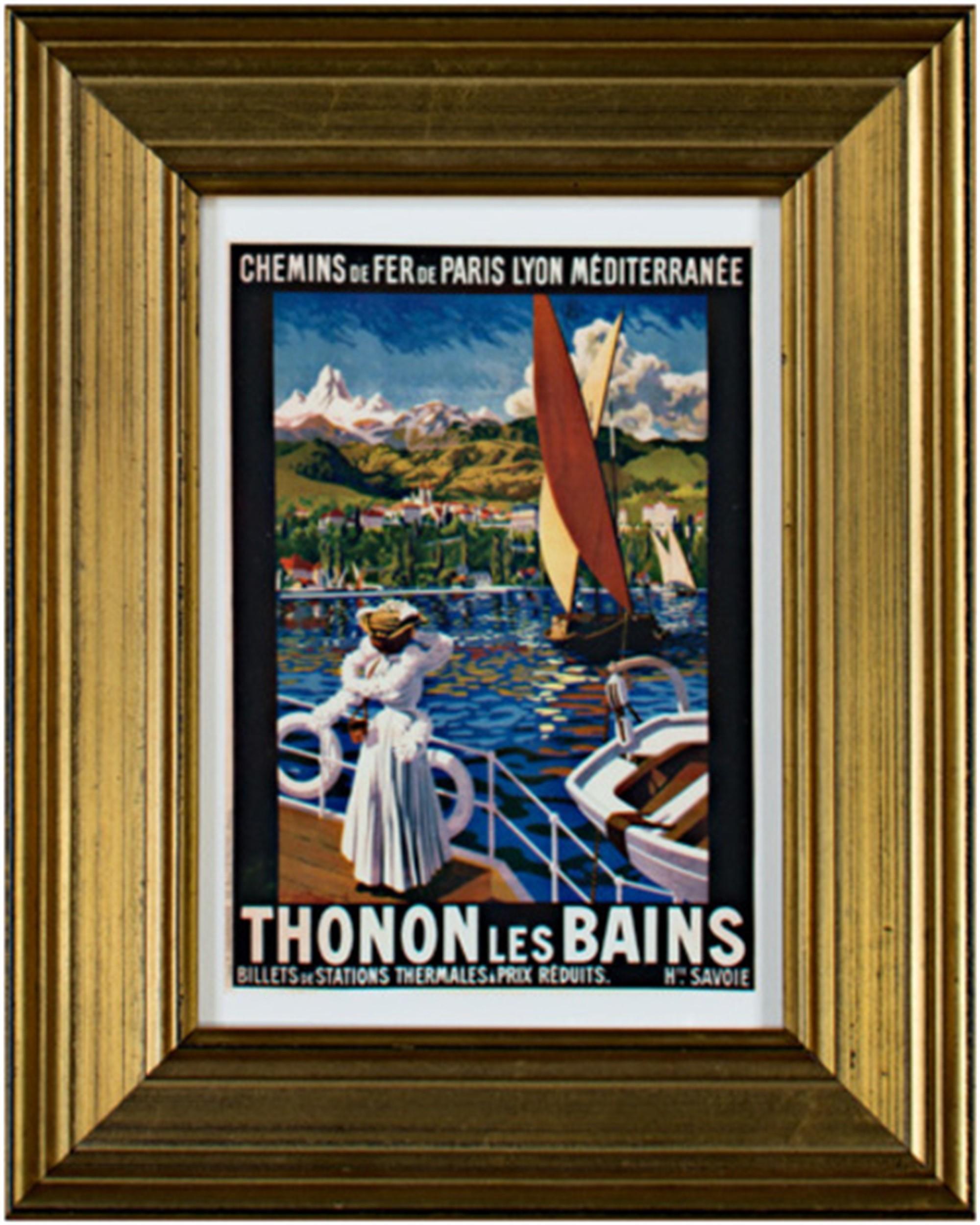 Thonon Les Bains by Robert Boullier