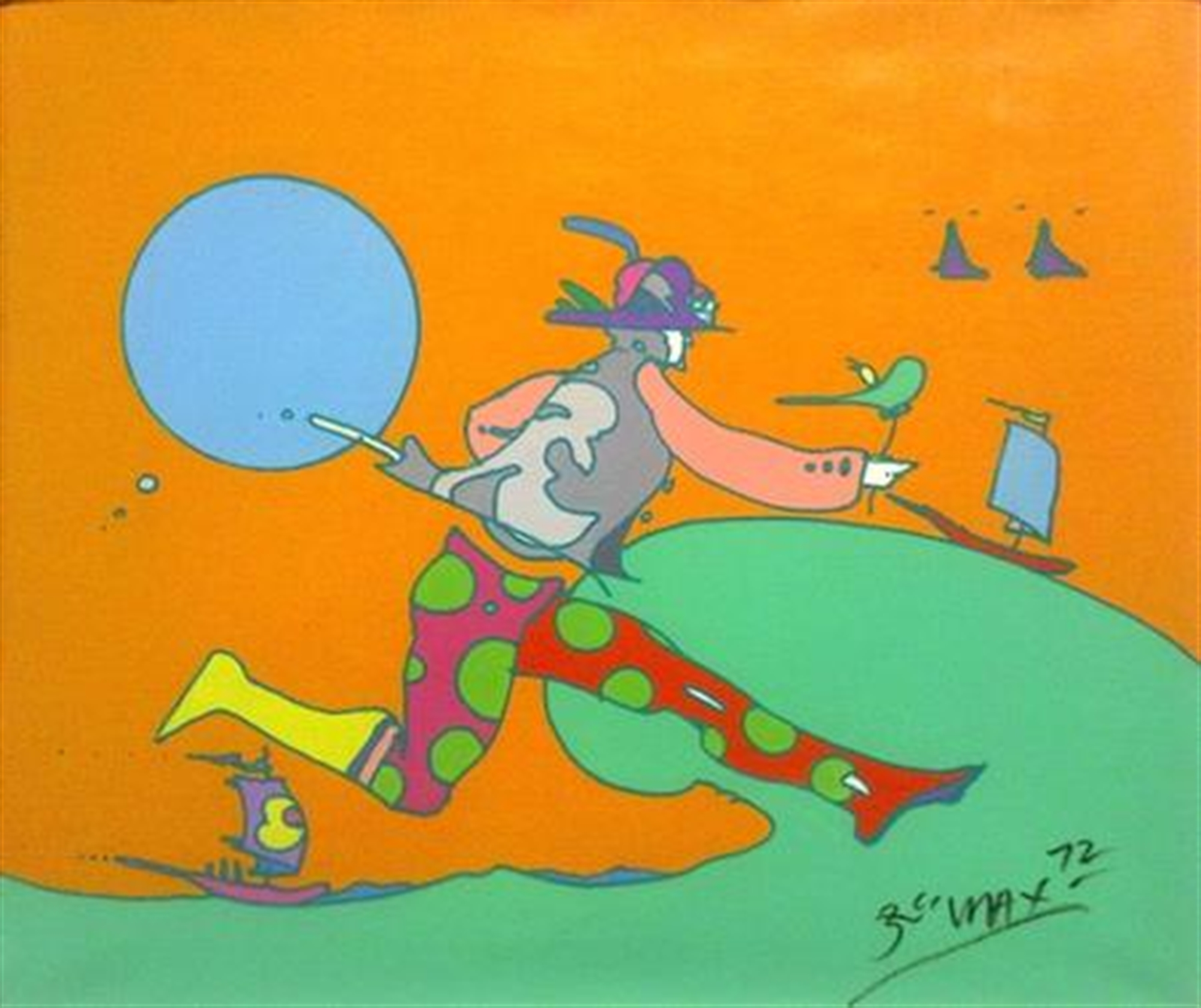 Jumper by Peter Max