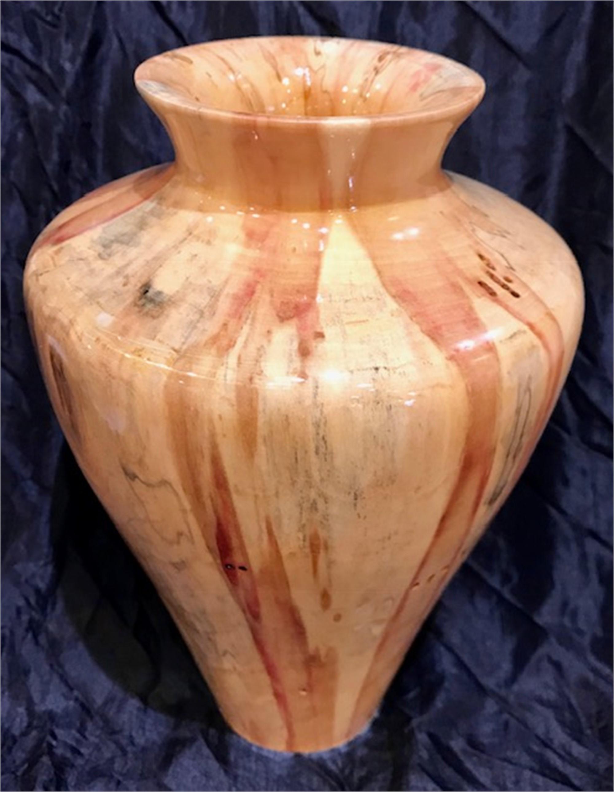 Box Elder Vase by Brian Higgins
