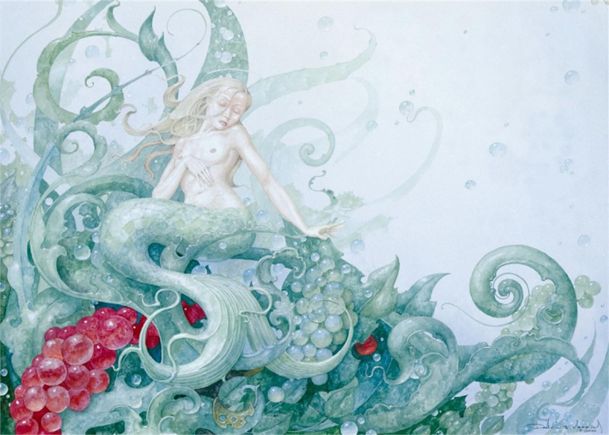 Siren by Daniel Merriam